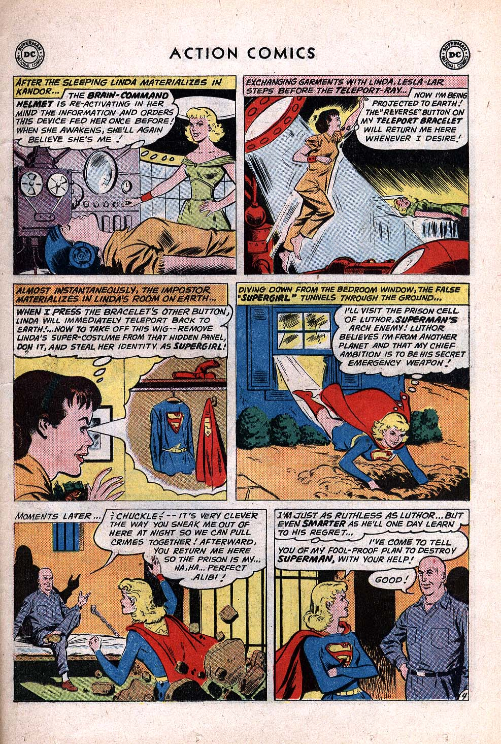 Action Comics (1938) 280 Page 22