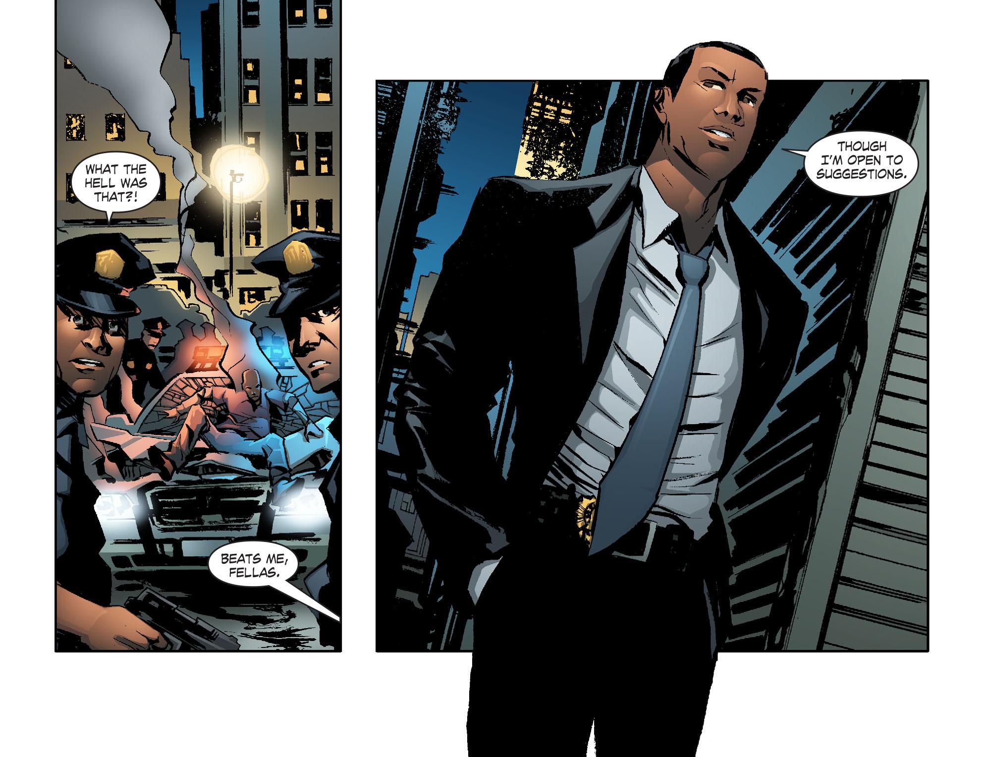 Read online Smallville: Lantern [I] comic -  Issue #2 - 8