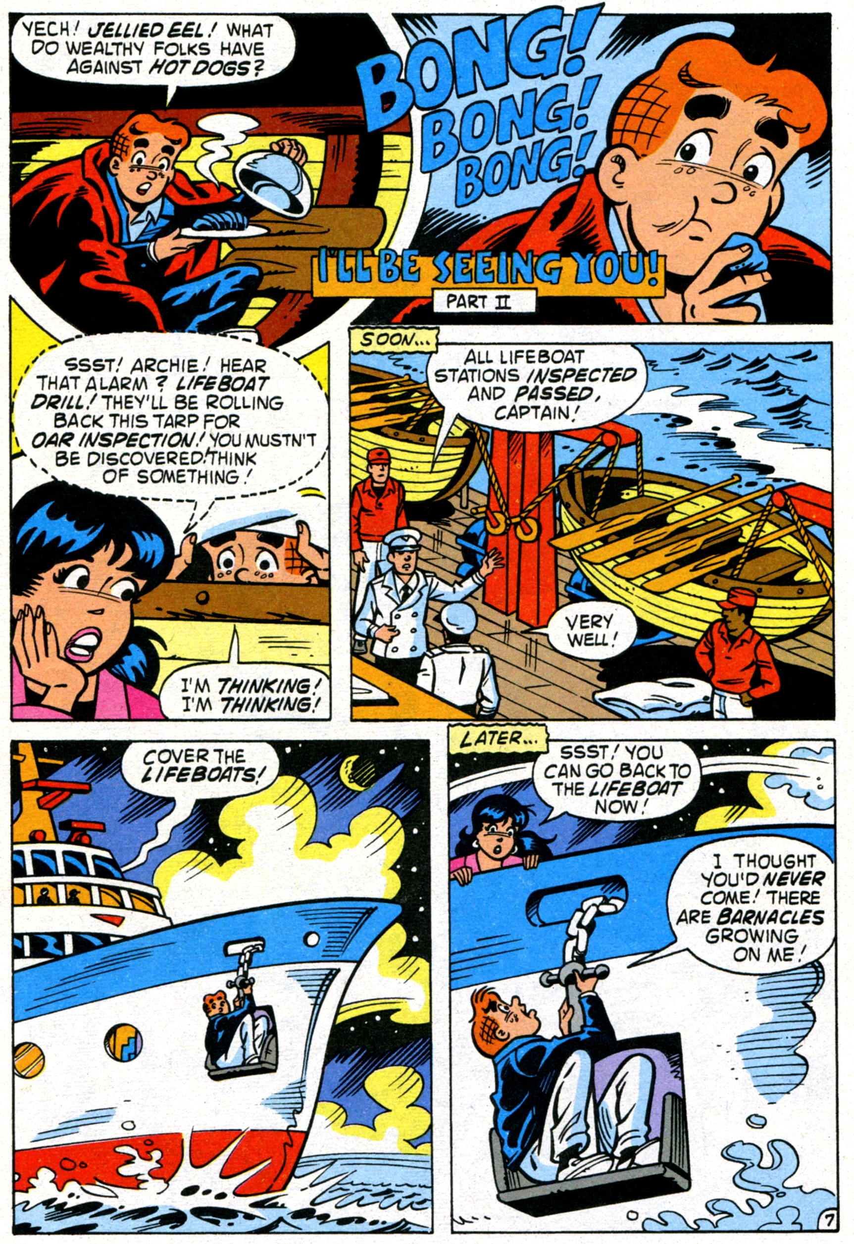Read online World of Archie comic -  Issue #14 - 13