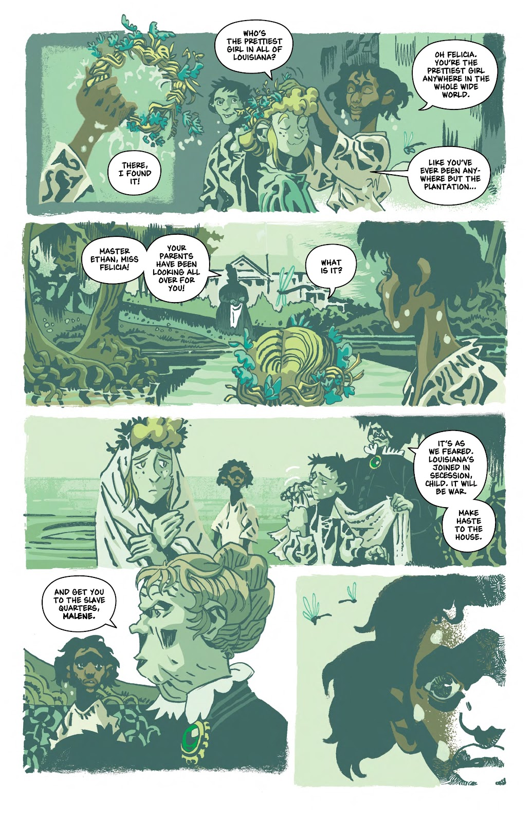 Read online The Seven Deadly Sins comic -  Issue # TPB (Part 1) - 68