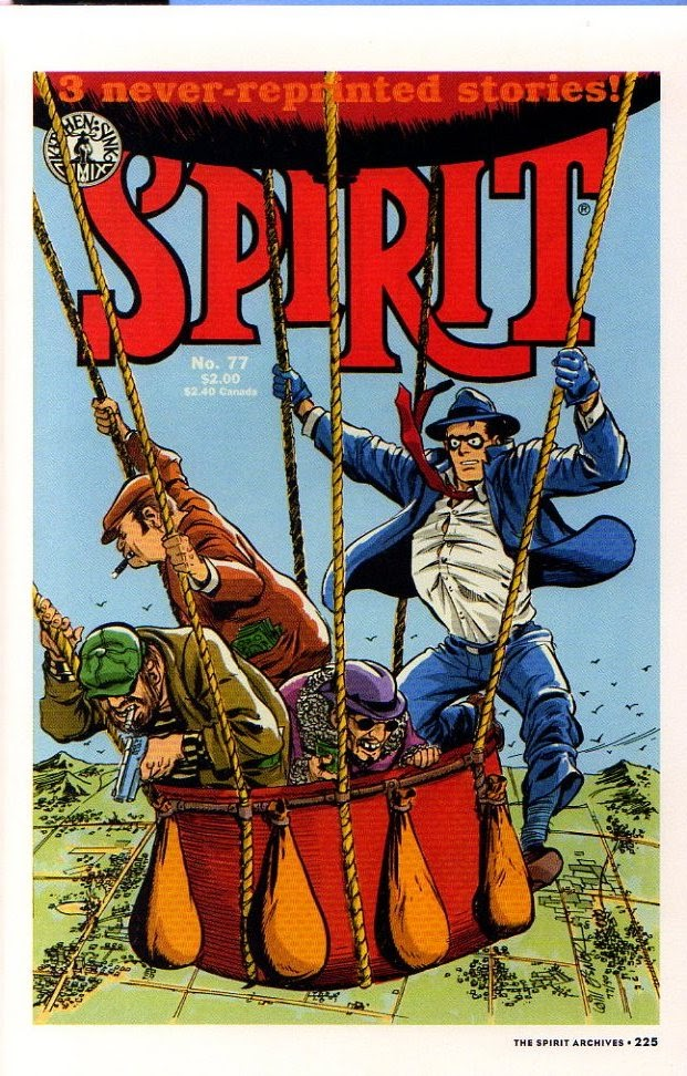 Read online Will Eisner's The Spirit Archives comic -  Issue # TPB 26 (Part 3) - 32