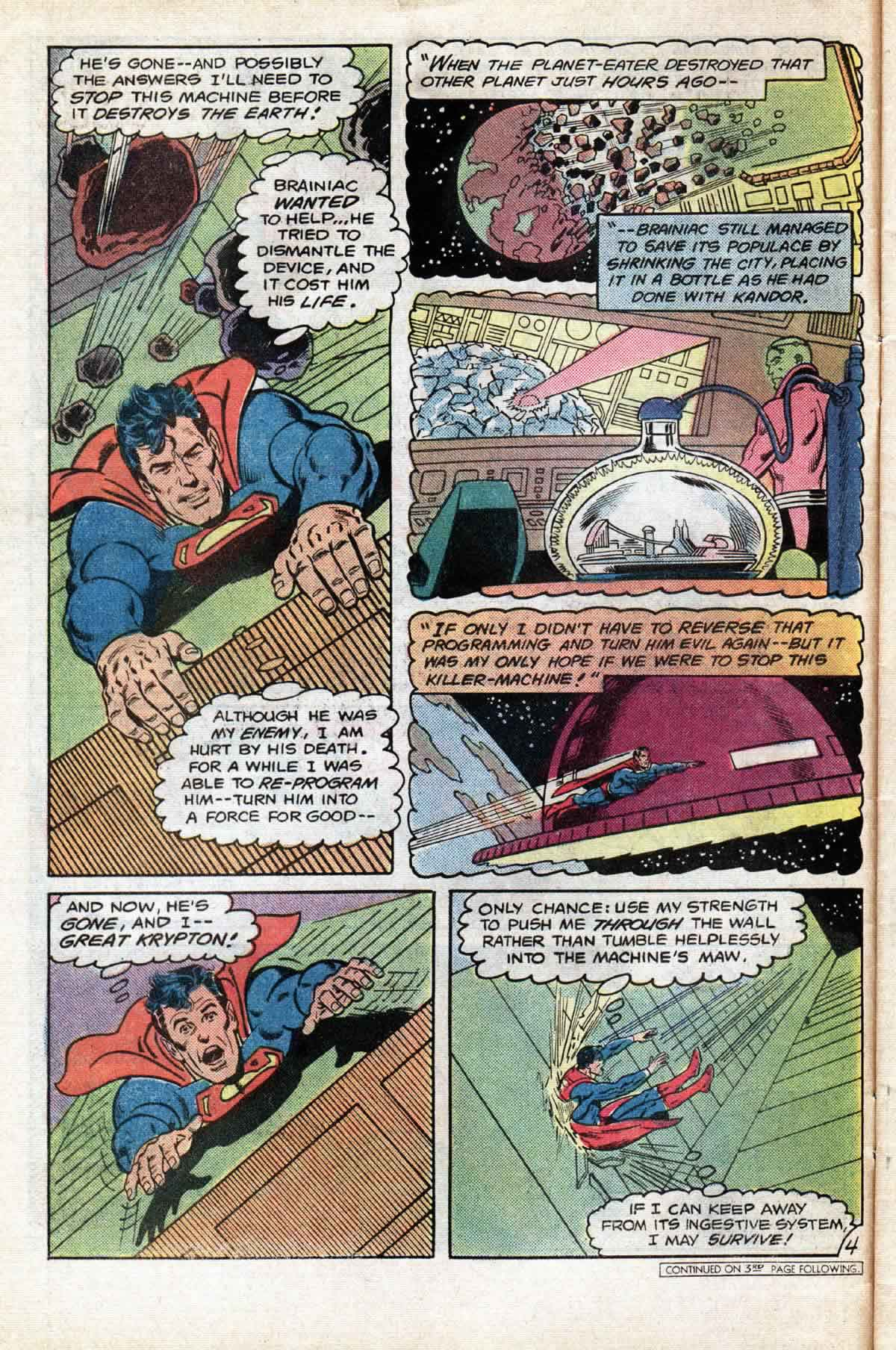 Read online Action Comics (1938) comic -  Issue #530 - 5