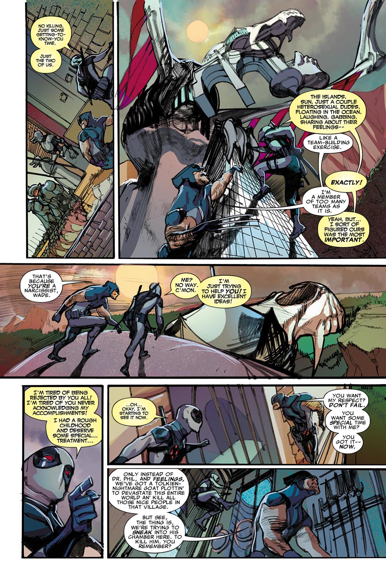 Uncanny X-Force (2010) #22 #24 - English 15