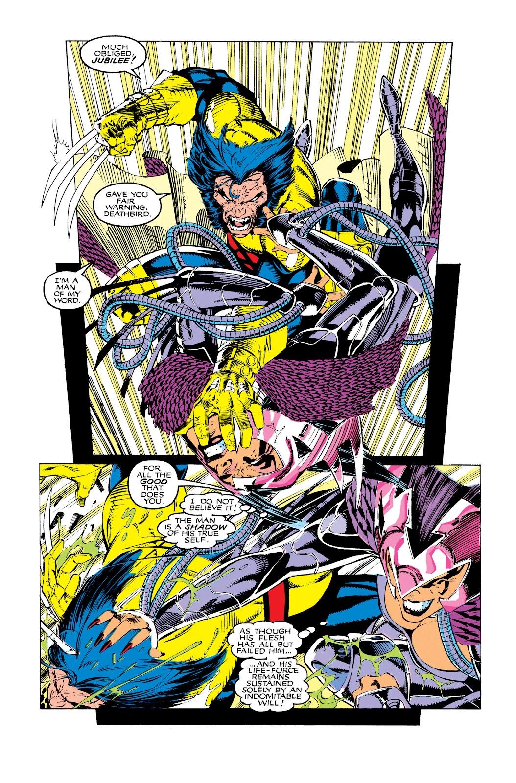 Uncanny X-Men (1963) issue 275 - Page 5