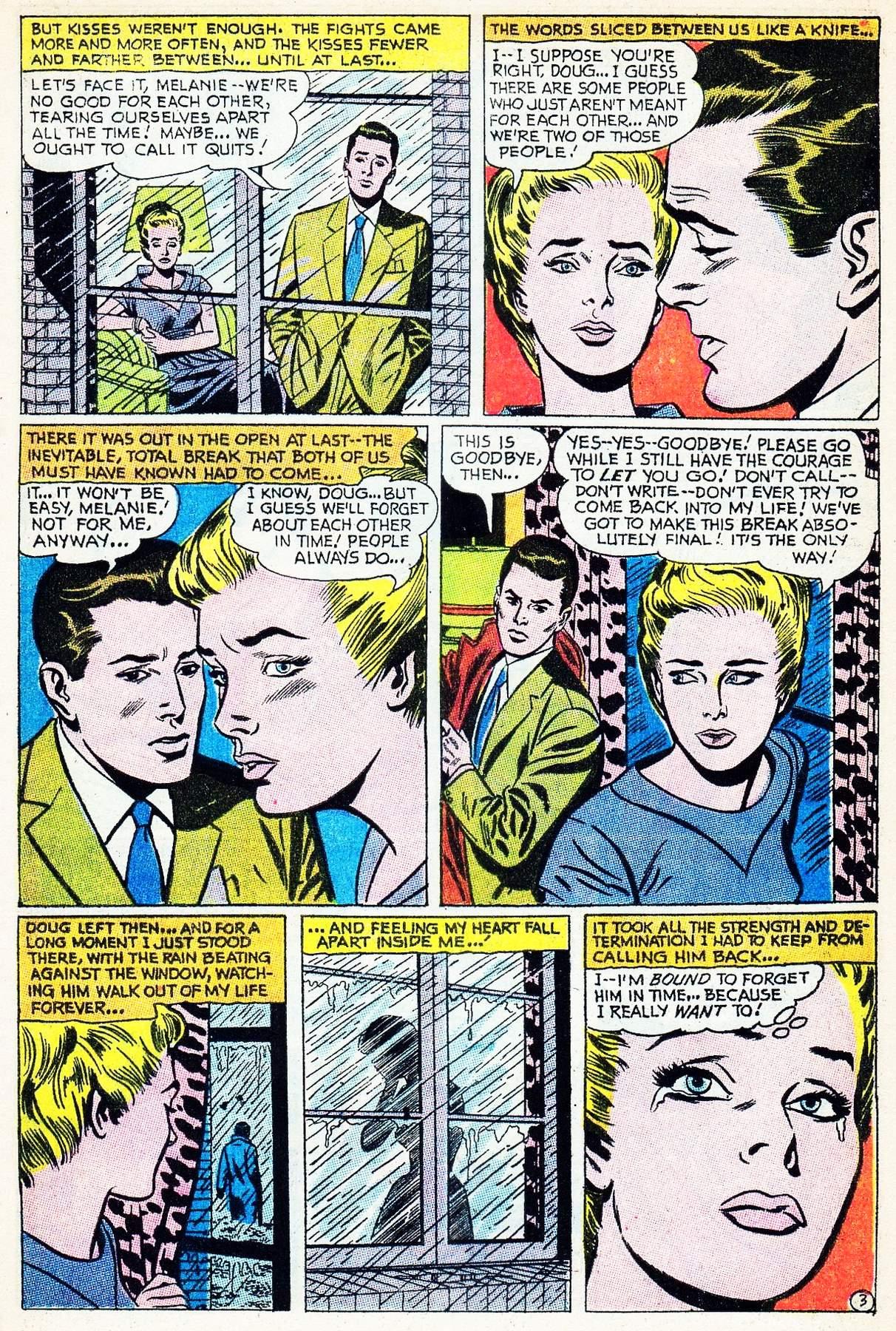 Read online Secret Hearts comic -  Issue #133 - 9