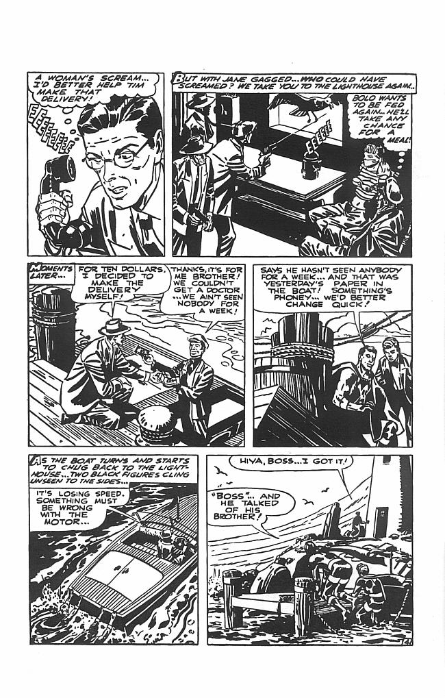 Read online Men of Mystery Comics comic -  Issue #40 - 6