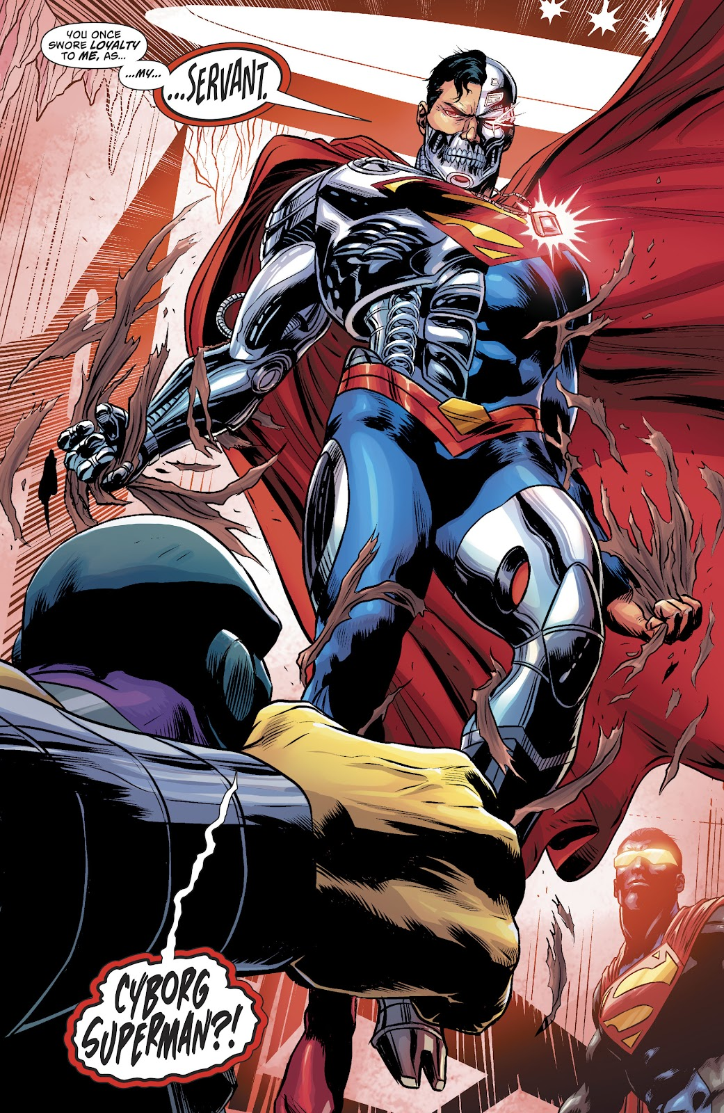 Read online Action Comics (2016) comic -  Issue #979 - 19