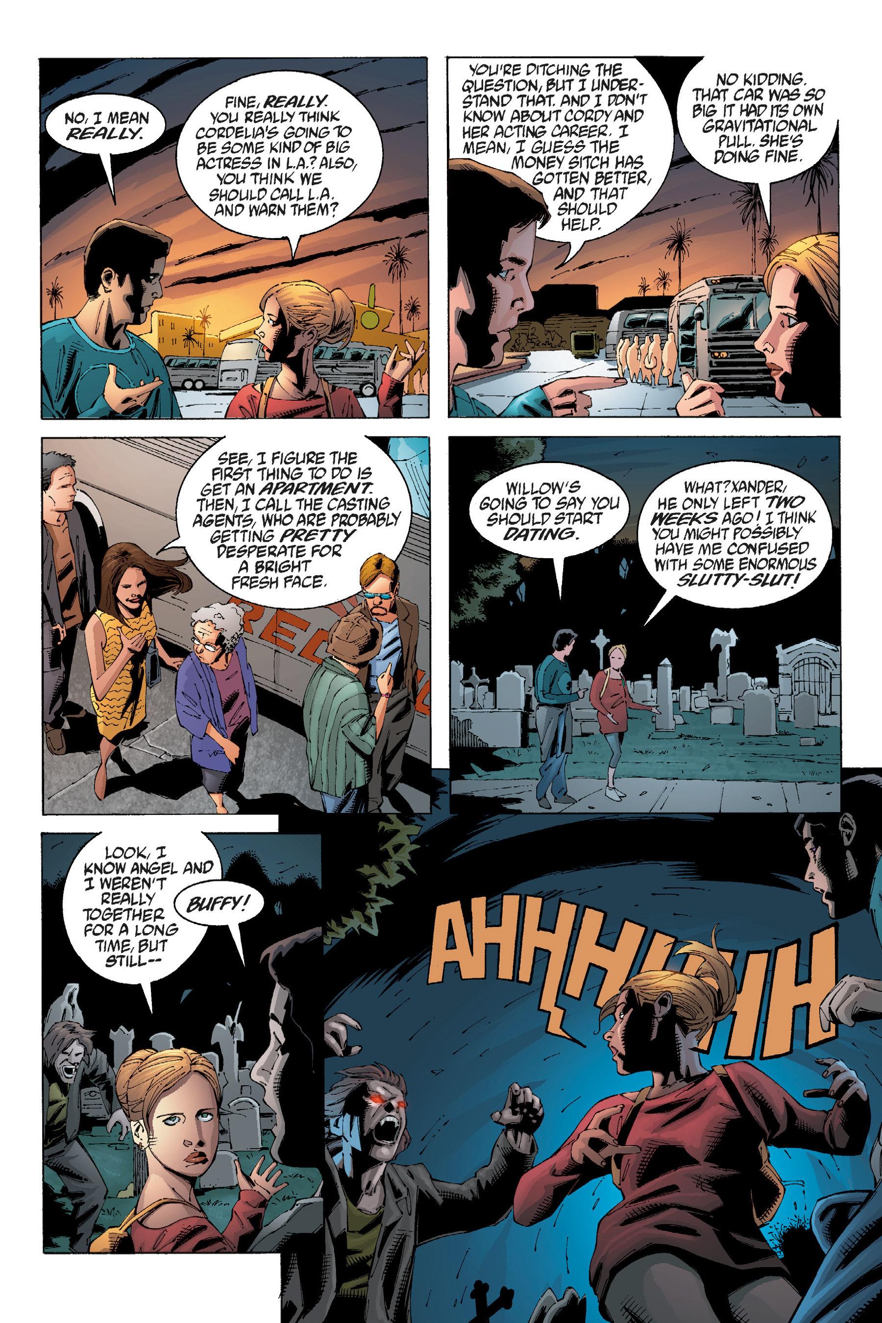 Read online Buffy the Vampire Slayer: Omnibus comic -  Issue # TPB 5 - 20