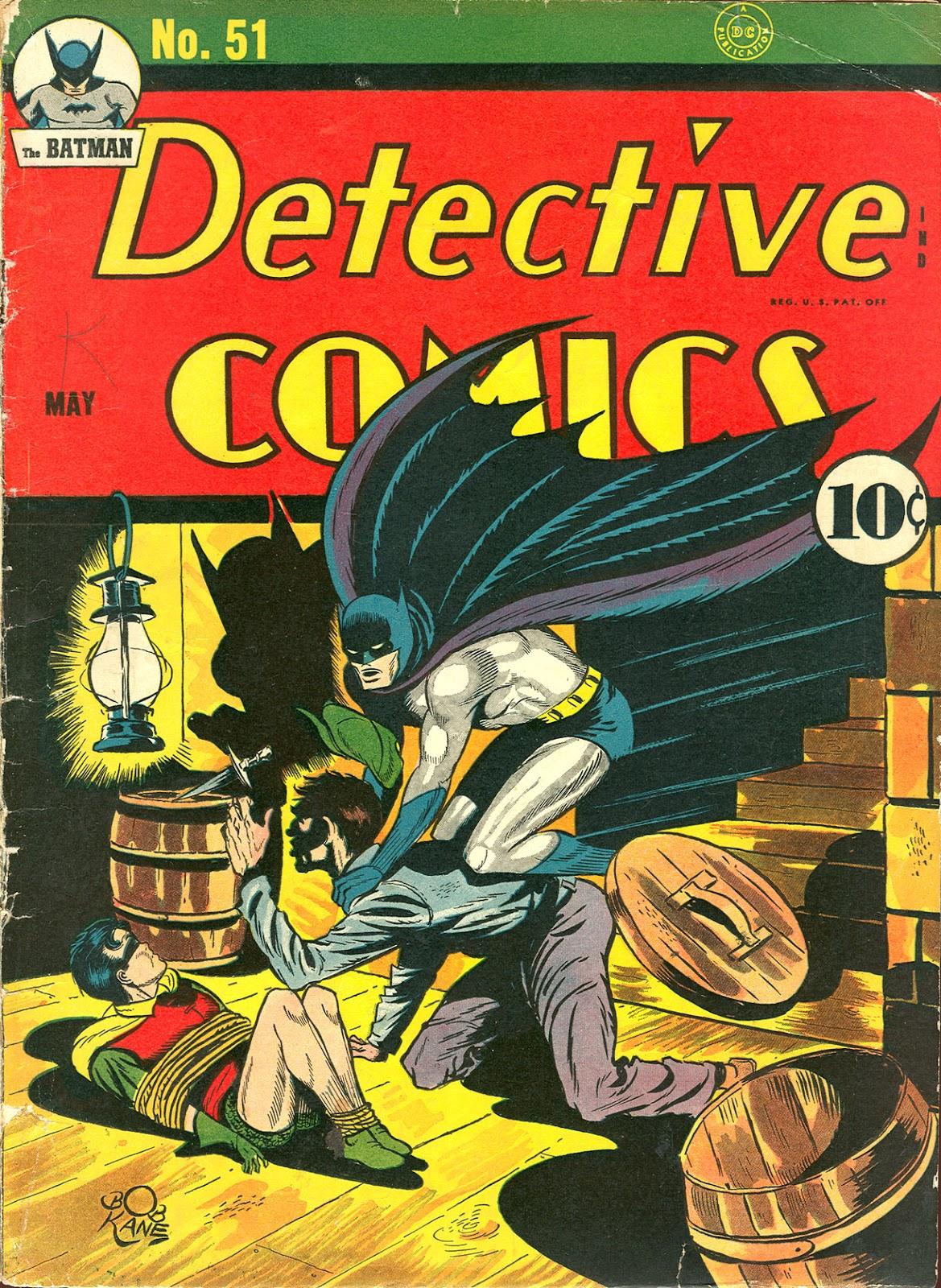 Detective Comics (1937) 51 Page 1