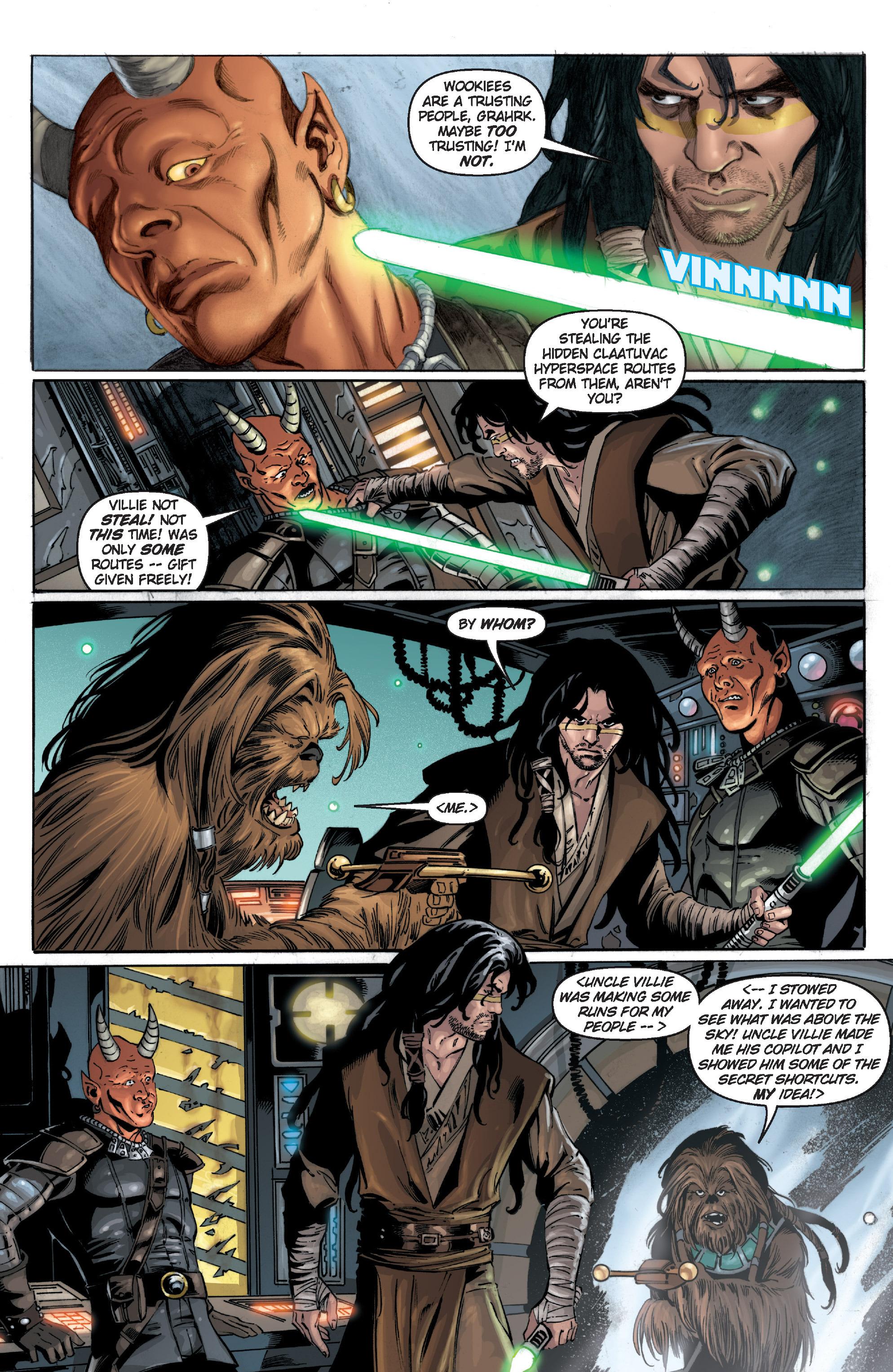 Read online Star Wars Omnibus comic -  Issue # Vol. 26 - 382