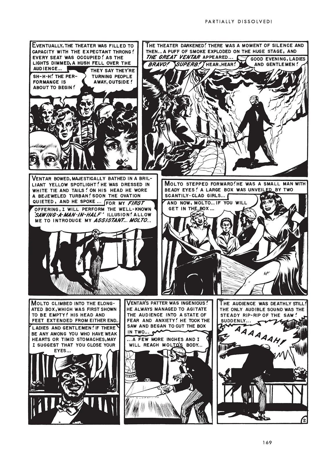 Read online Doctor of Horror and Other Stories comic -  Issue # TPB (Part 2) - 85