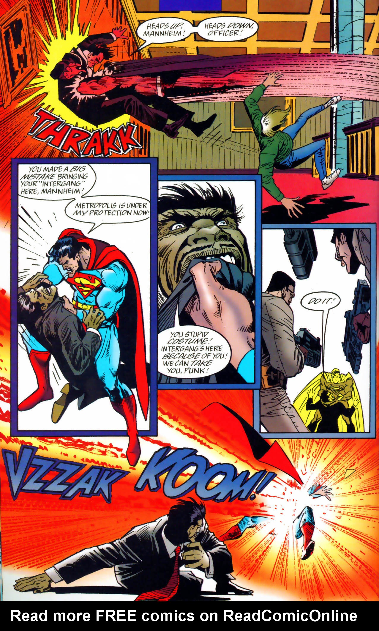 Read online Adventures of Superman (1987) comic -  Issue #Adventures of Superman (1987) _Annual 7 - 29