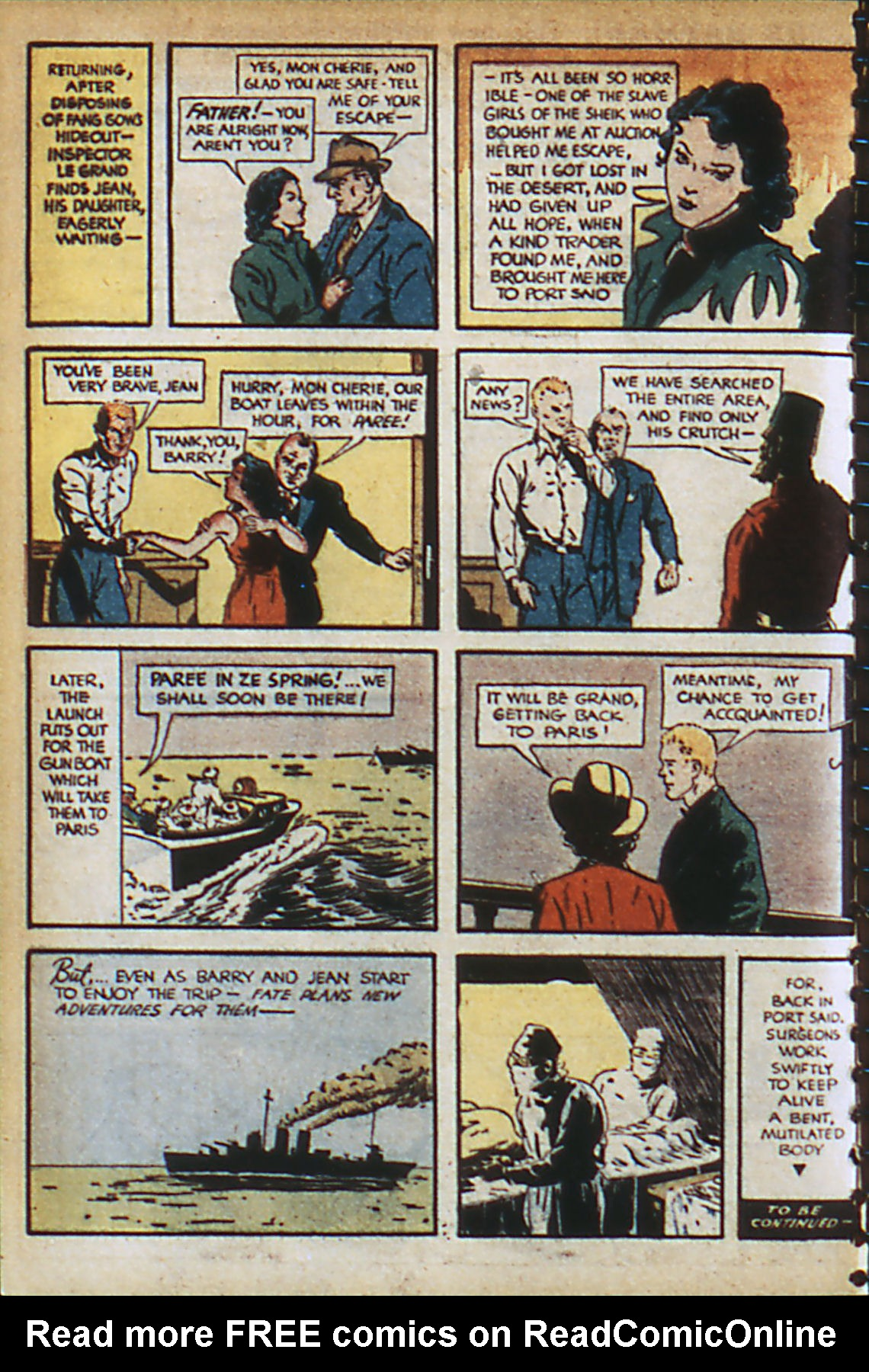 Read online Adventure Comics (1938) comic -  Issue #37 - 9