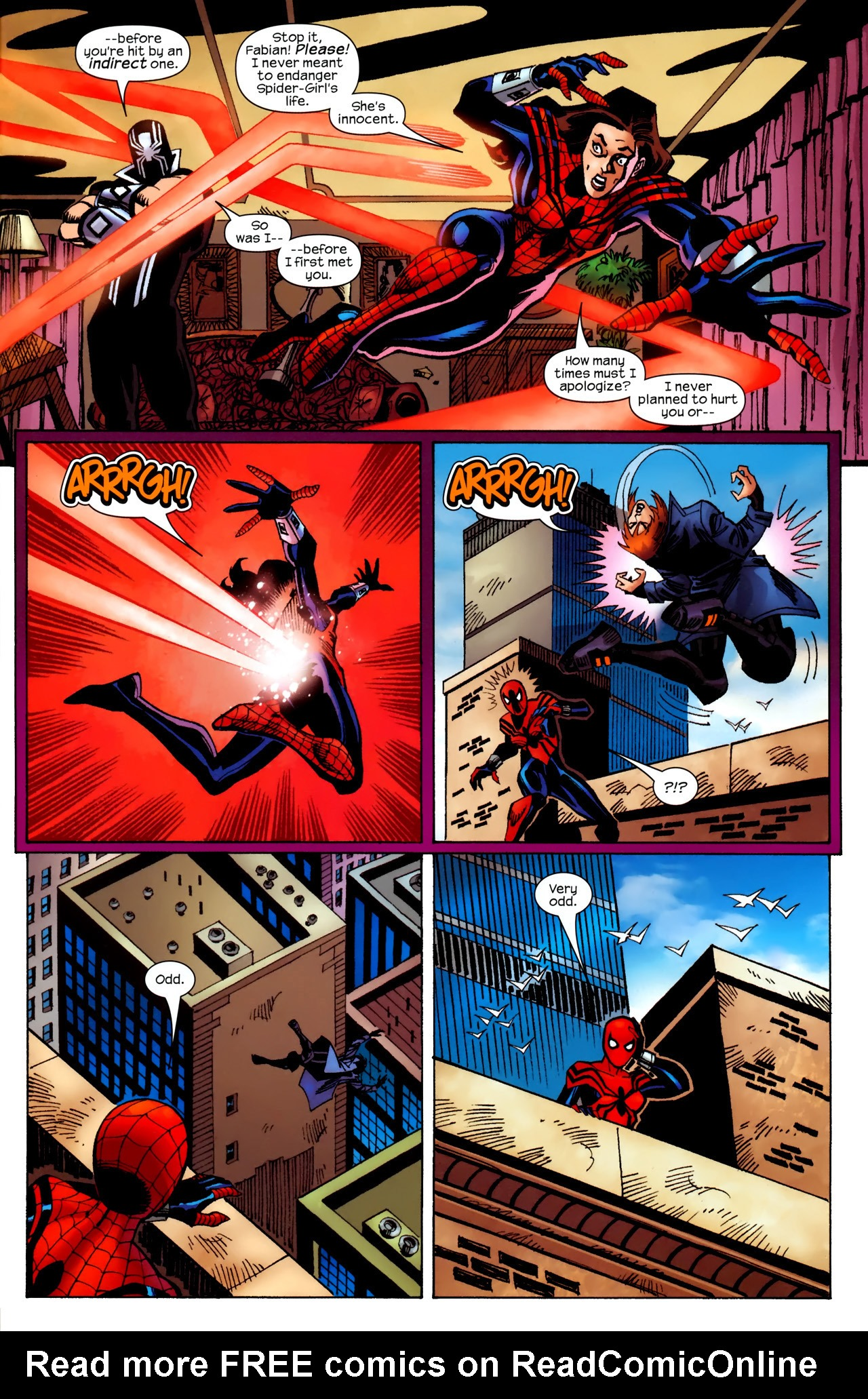 Read online Amazing Spider-Girl comic -  Issue #27 - 23