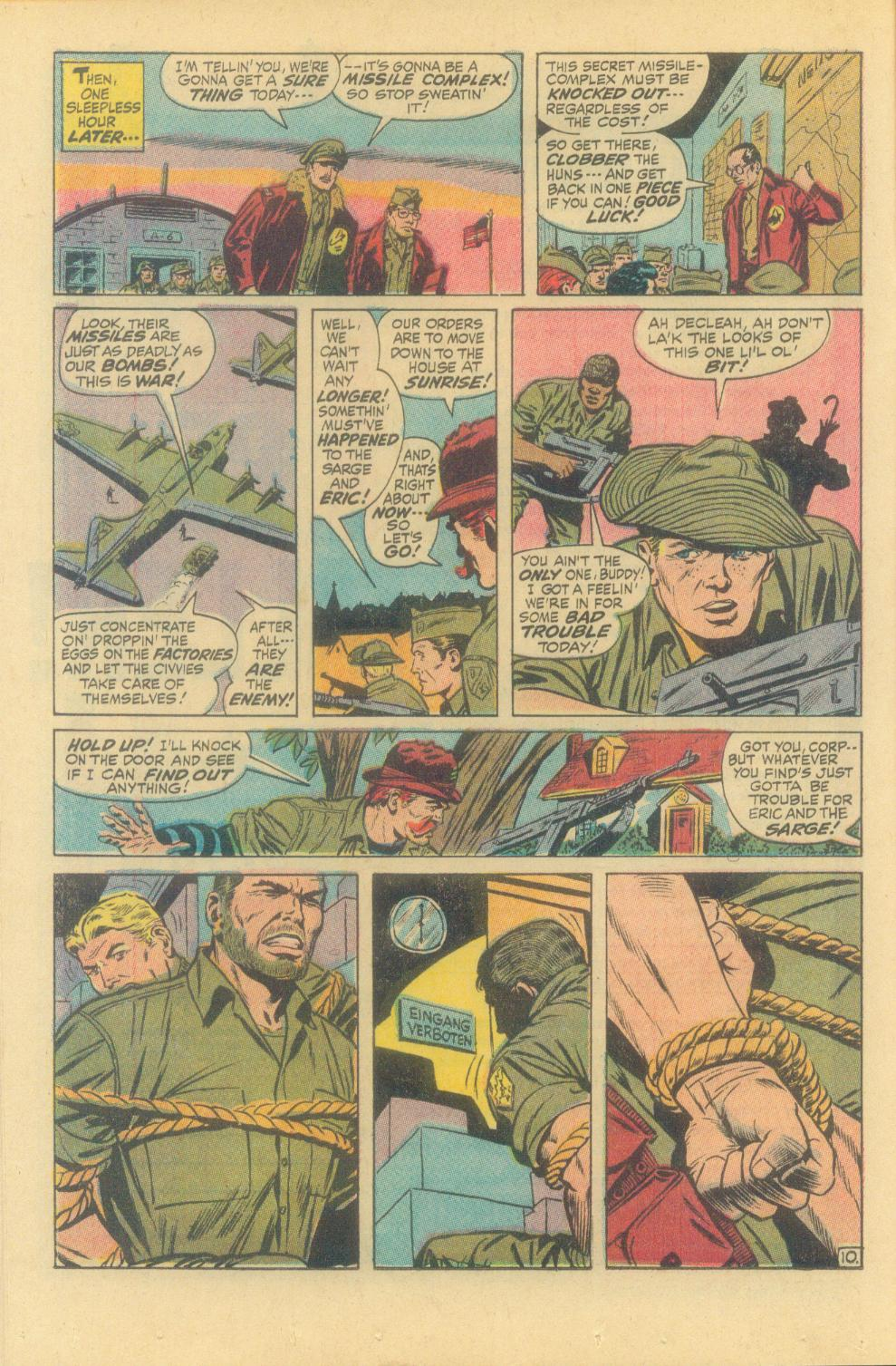 Read online Sgt. Fury comic -  Issue #94 - 16