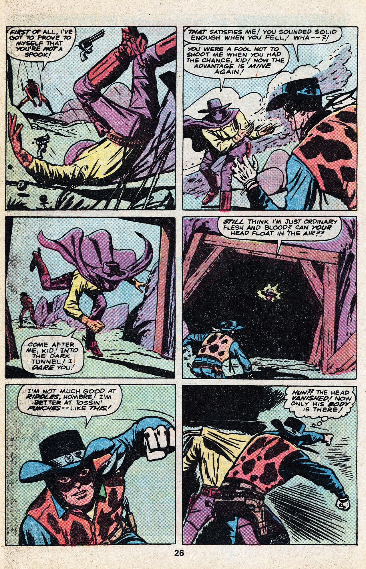 Read online Two-Gun Kid comic -  Issue #136 - 28