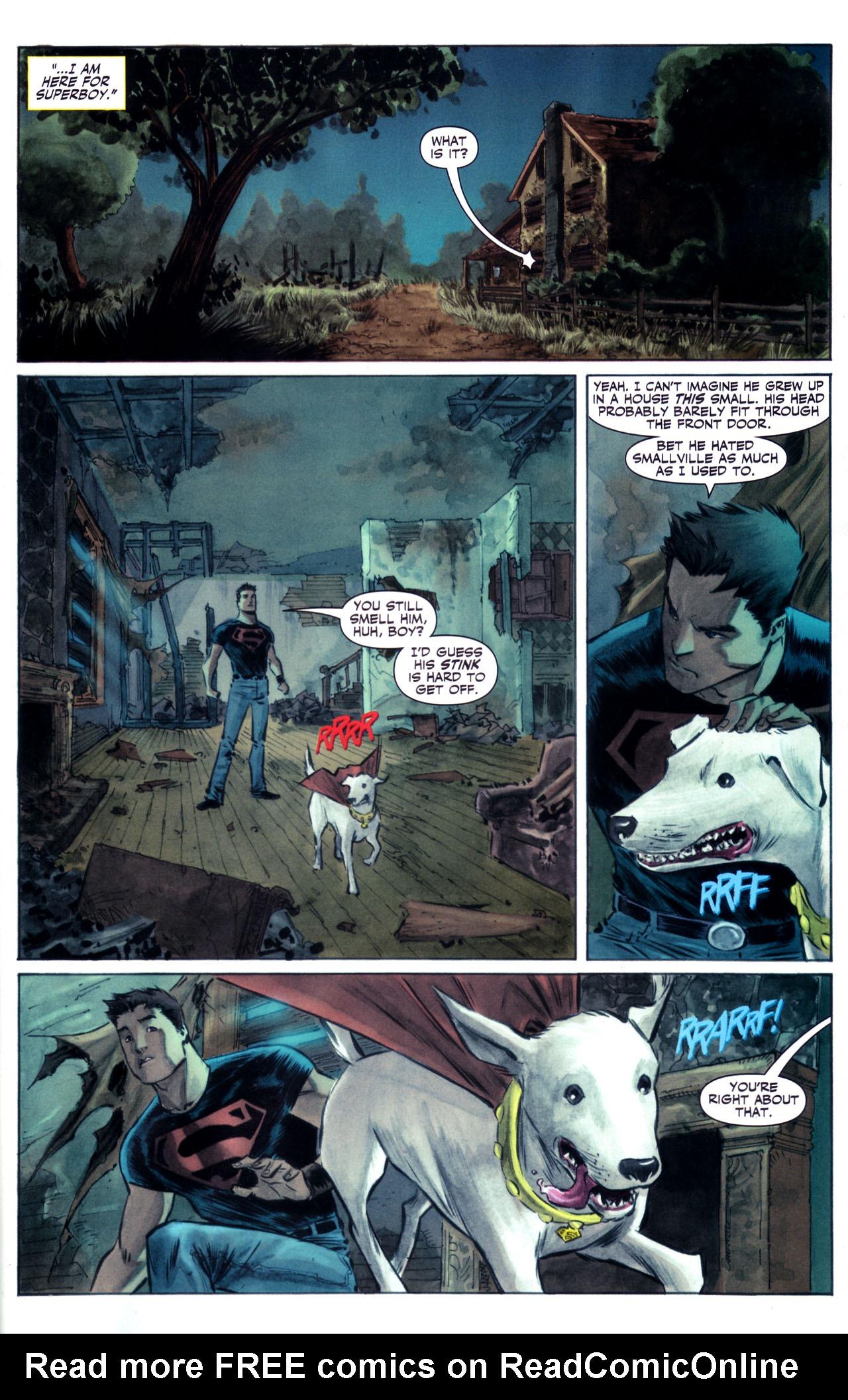 Read online Adventure Comics (2009) comic -  Issue #1 - 17