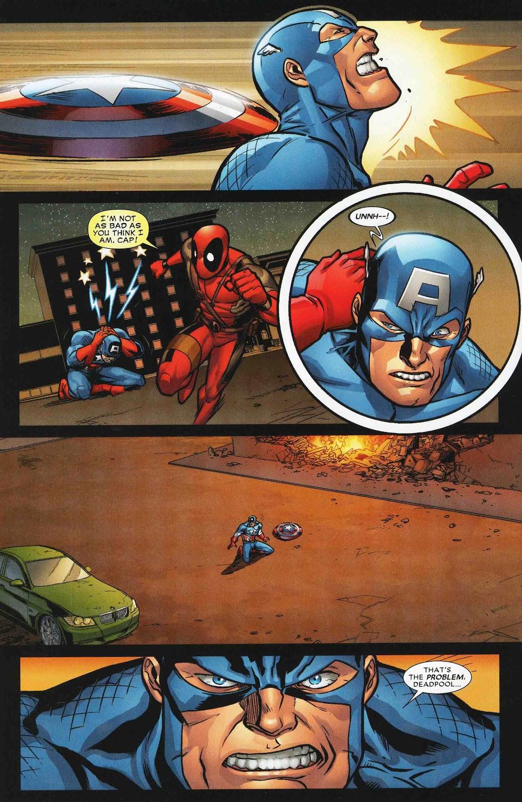 Read online Deadpool (2008) comic -  Issue #47 - 10