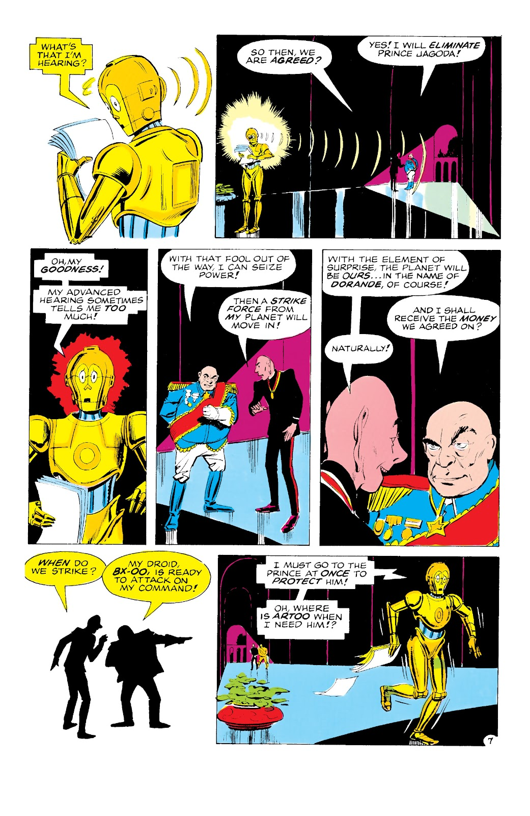 Star Wars: Droids (1986) issue 5 - Page 8