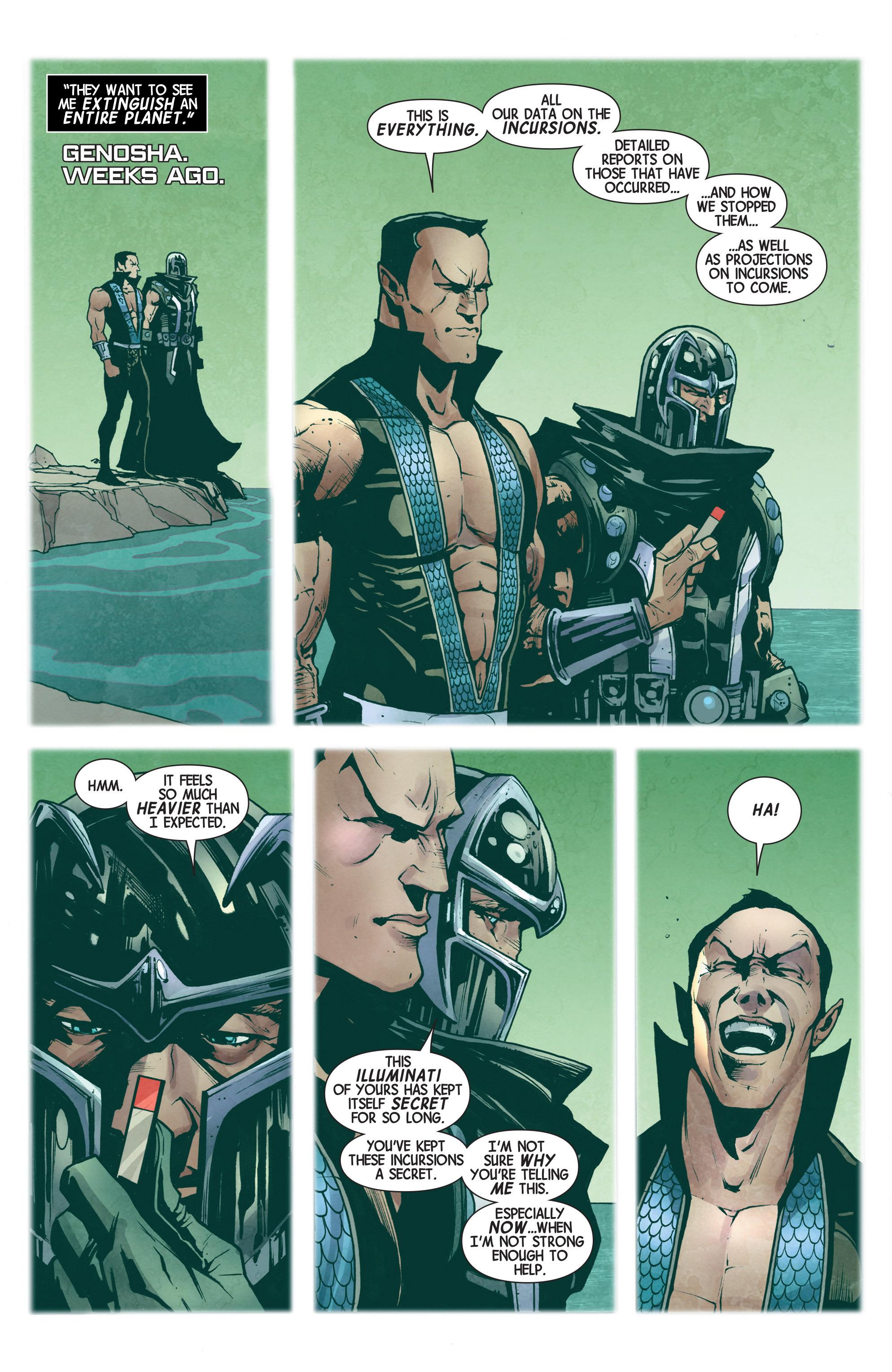 Read online Secret Wars: Last Days of the Marvel Universe comic -  Issue # TPB (Part 1) - 148