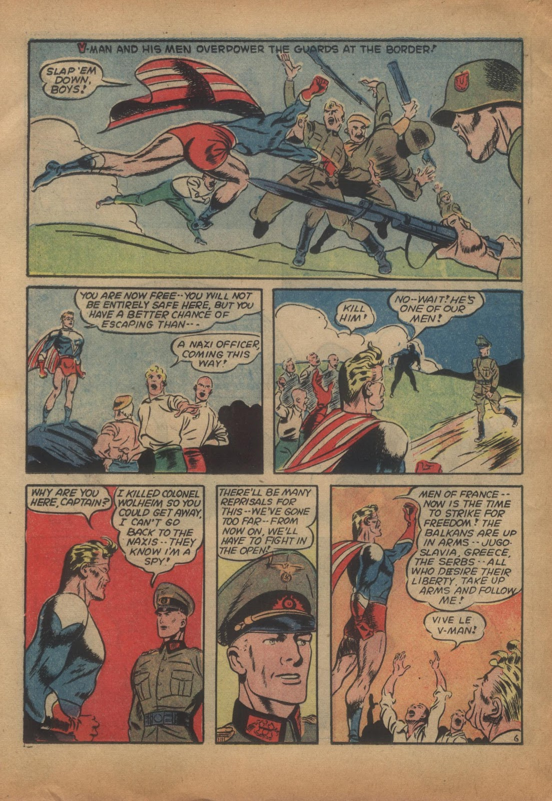 The Blue Beetle issue 15 - Page 42