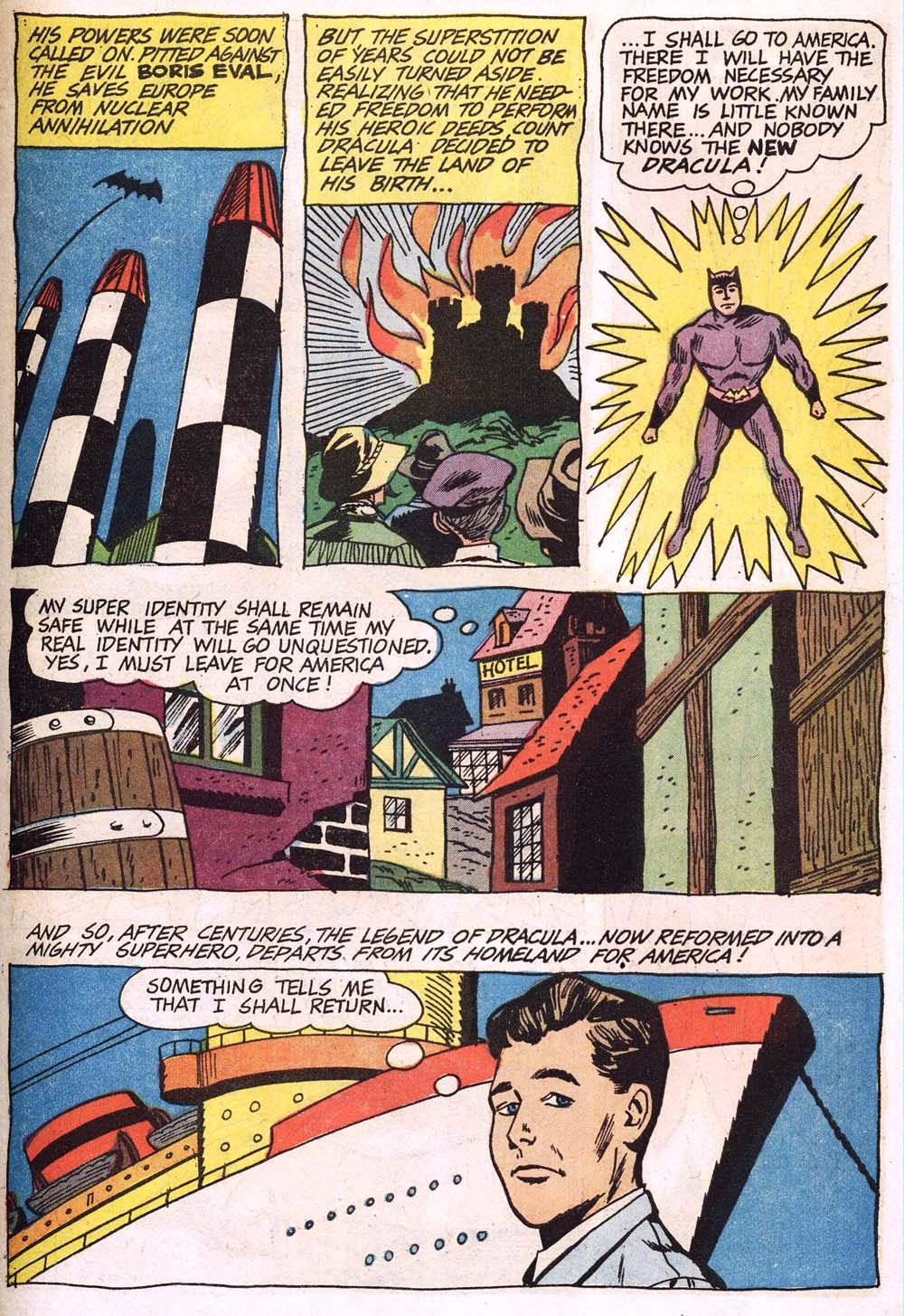 Dracula (1962) issue 3 - Page 6