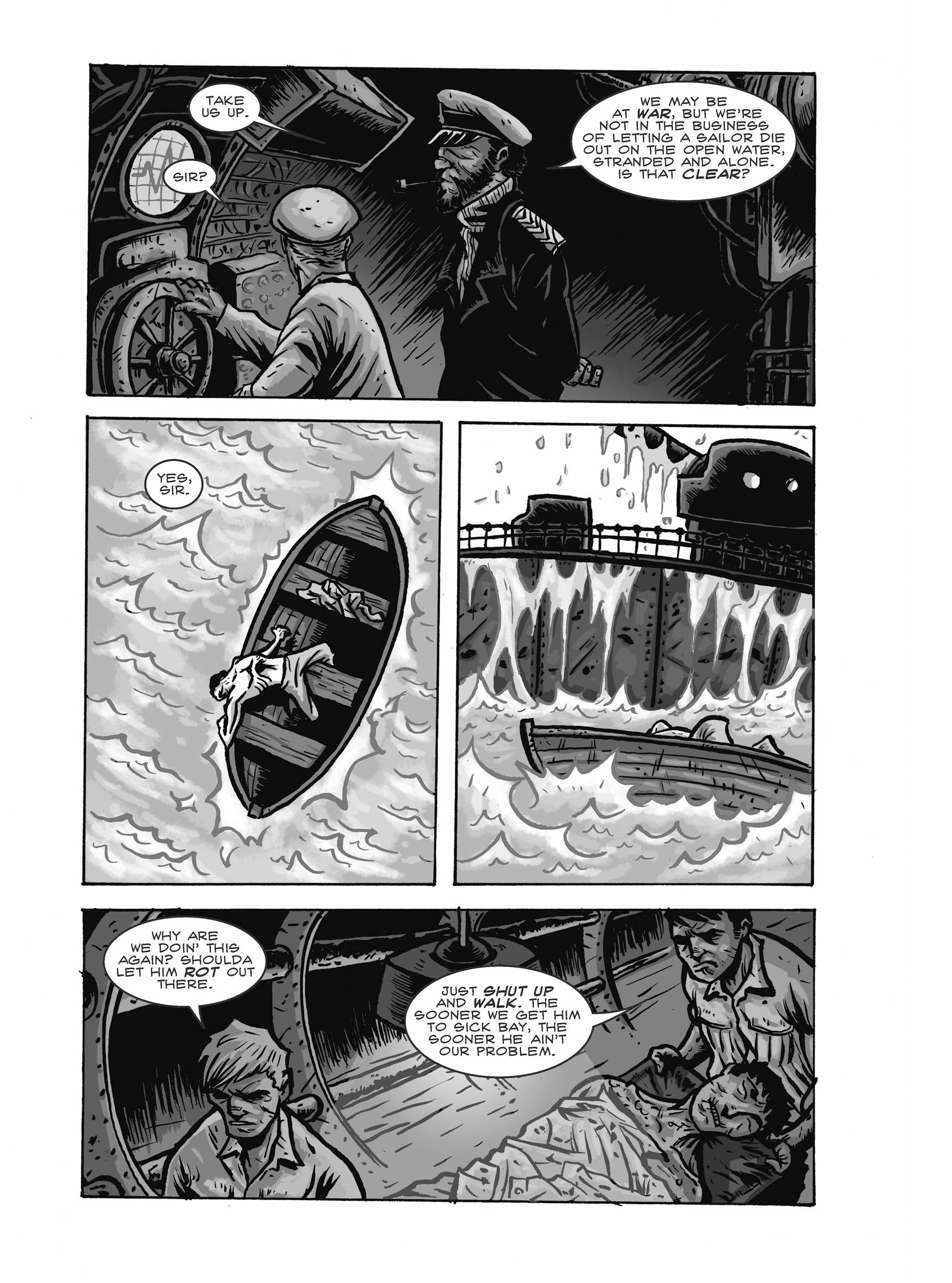 Read online FUBAR comic -  Issue #2 - 69