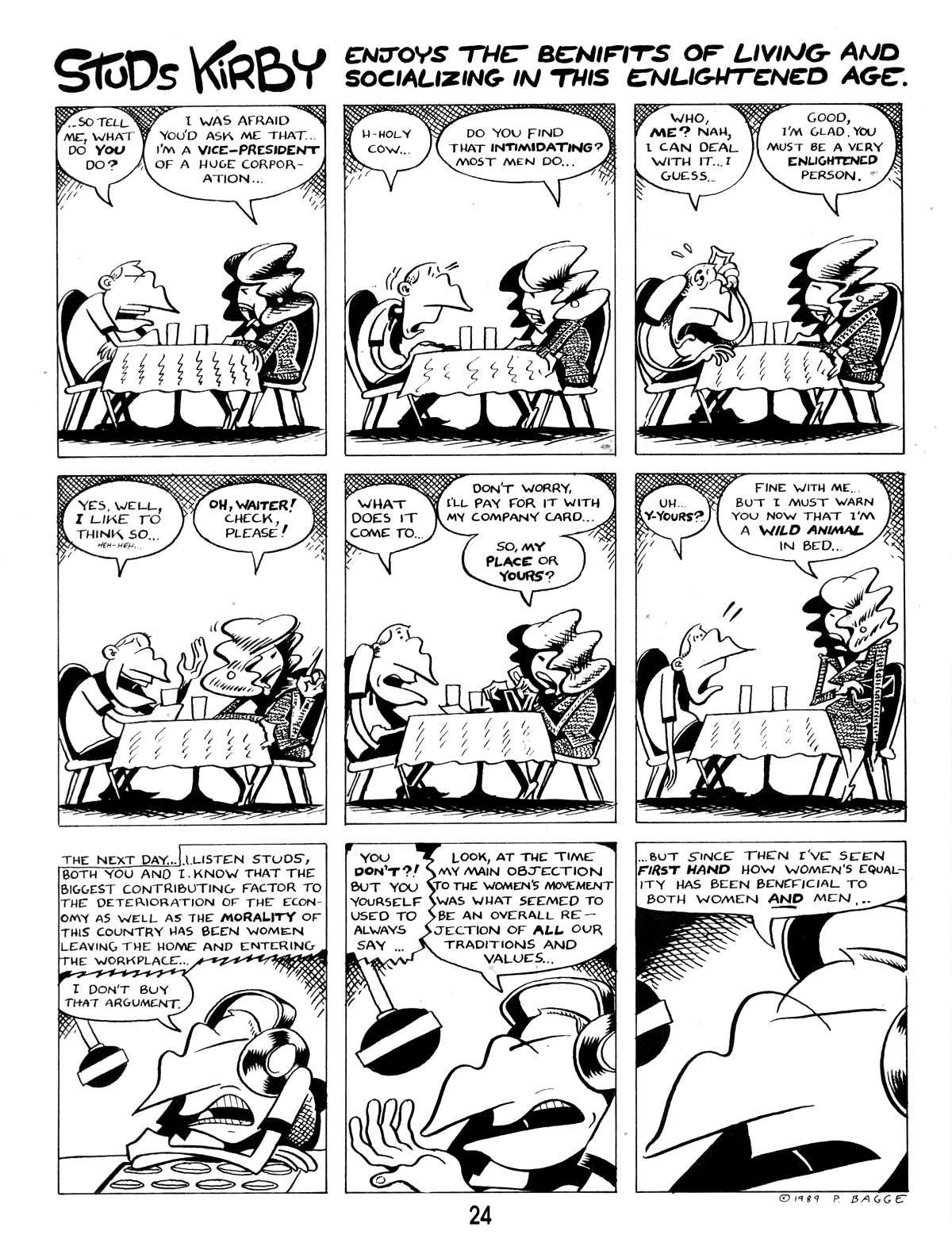 Read online Neat Stuff comic -  Issue #14 - 26