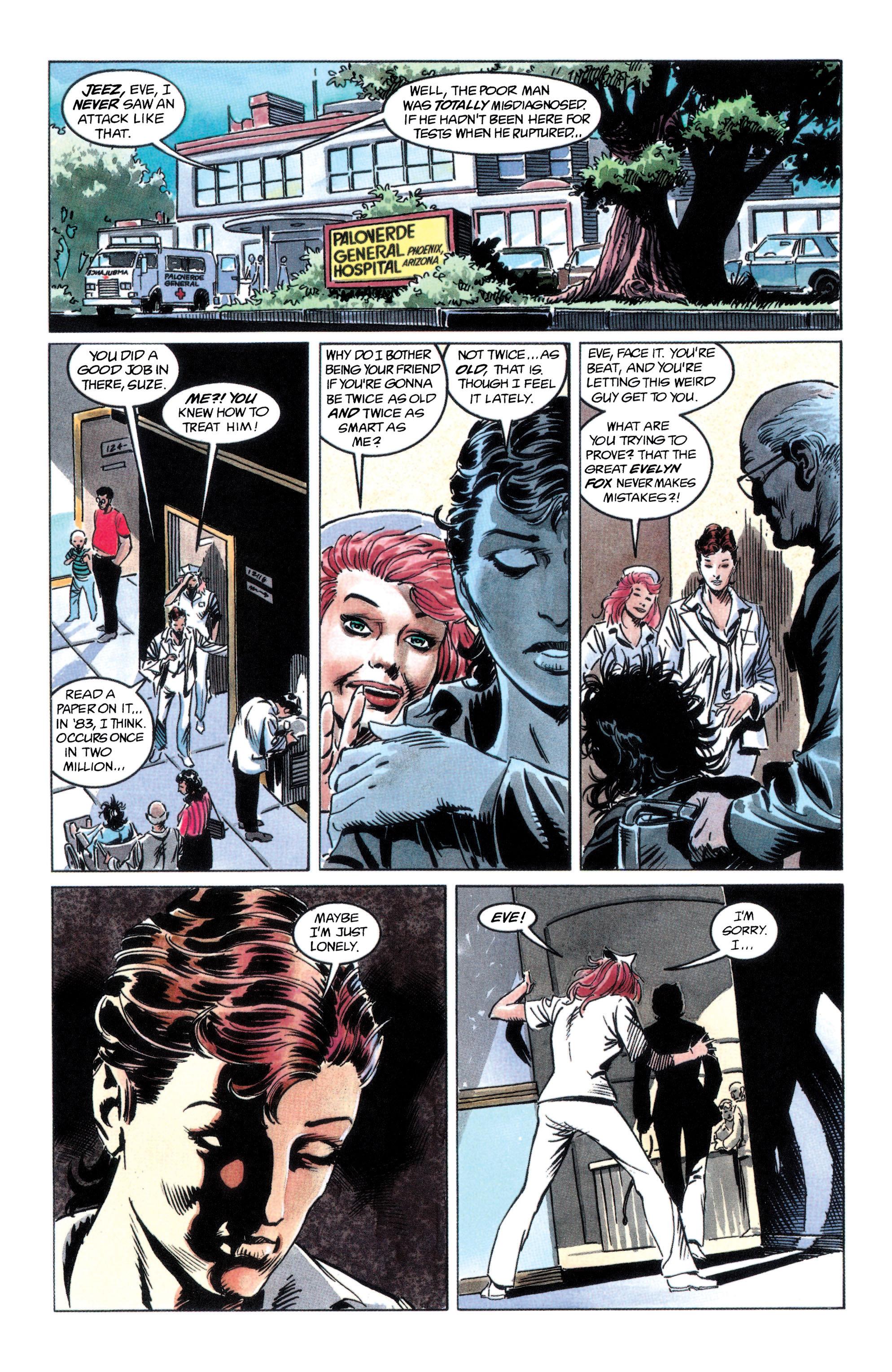 Read online Adam Strange (1990) comic -  Issue #2 - 13