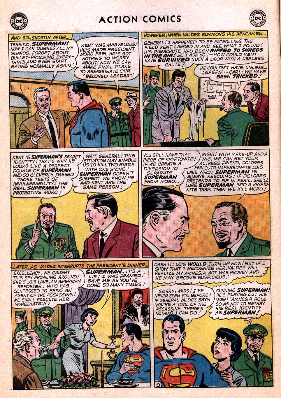Read online Action Comics (1938) comic -  Issue #306 - 11