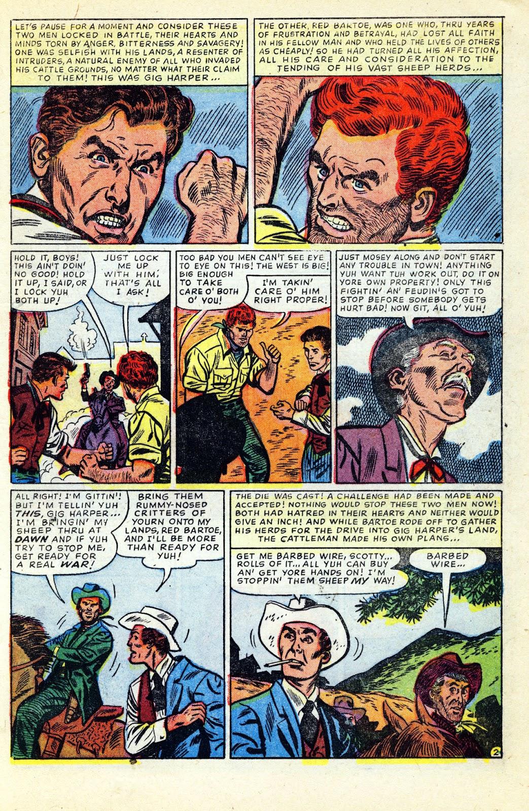 Gunsmoke Western issue 32 - Page 17