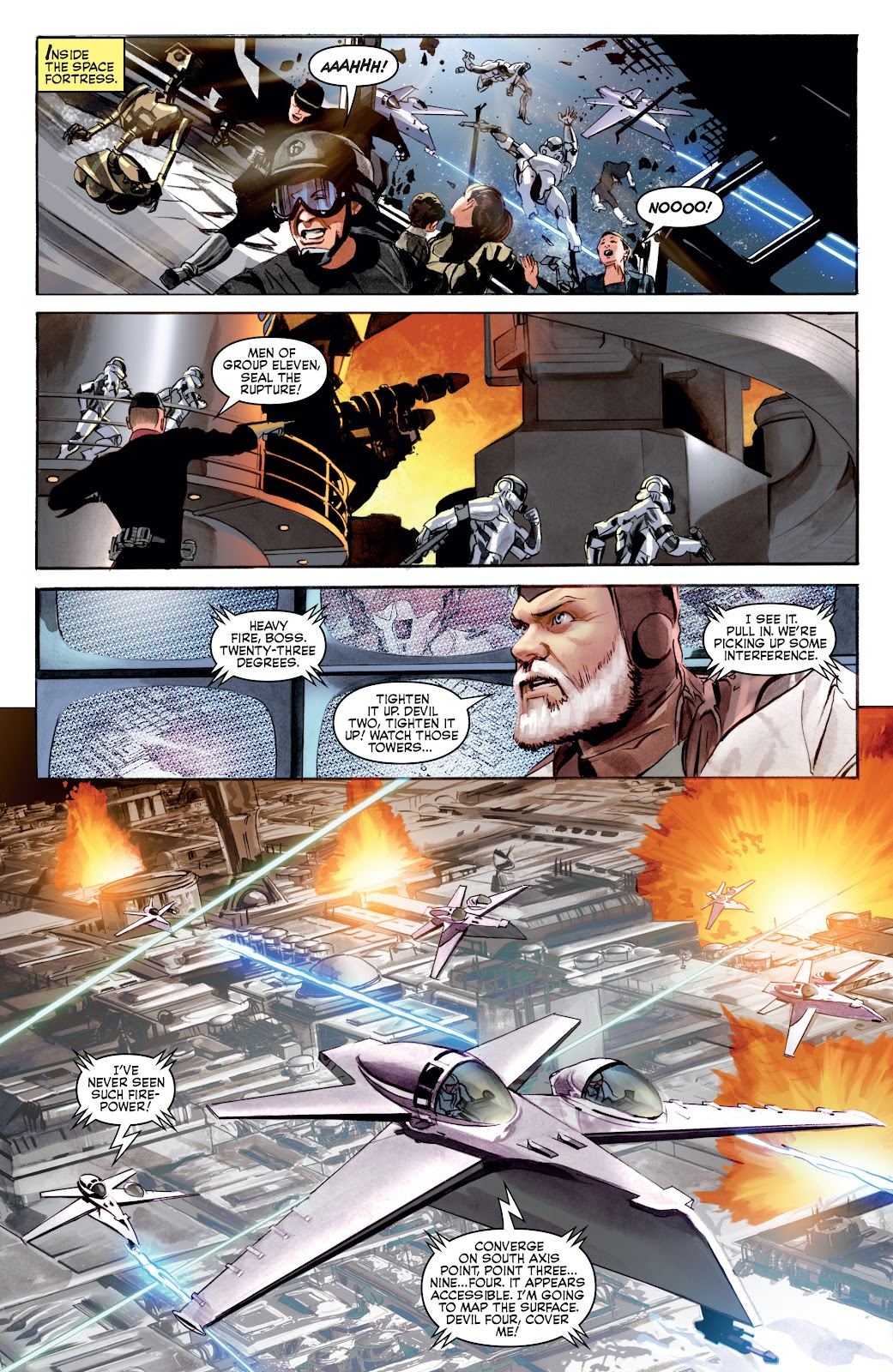Read online Star Wars Legends: Infinities - Epic Collection comic -  Issue # TPB (Part 4) - 35