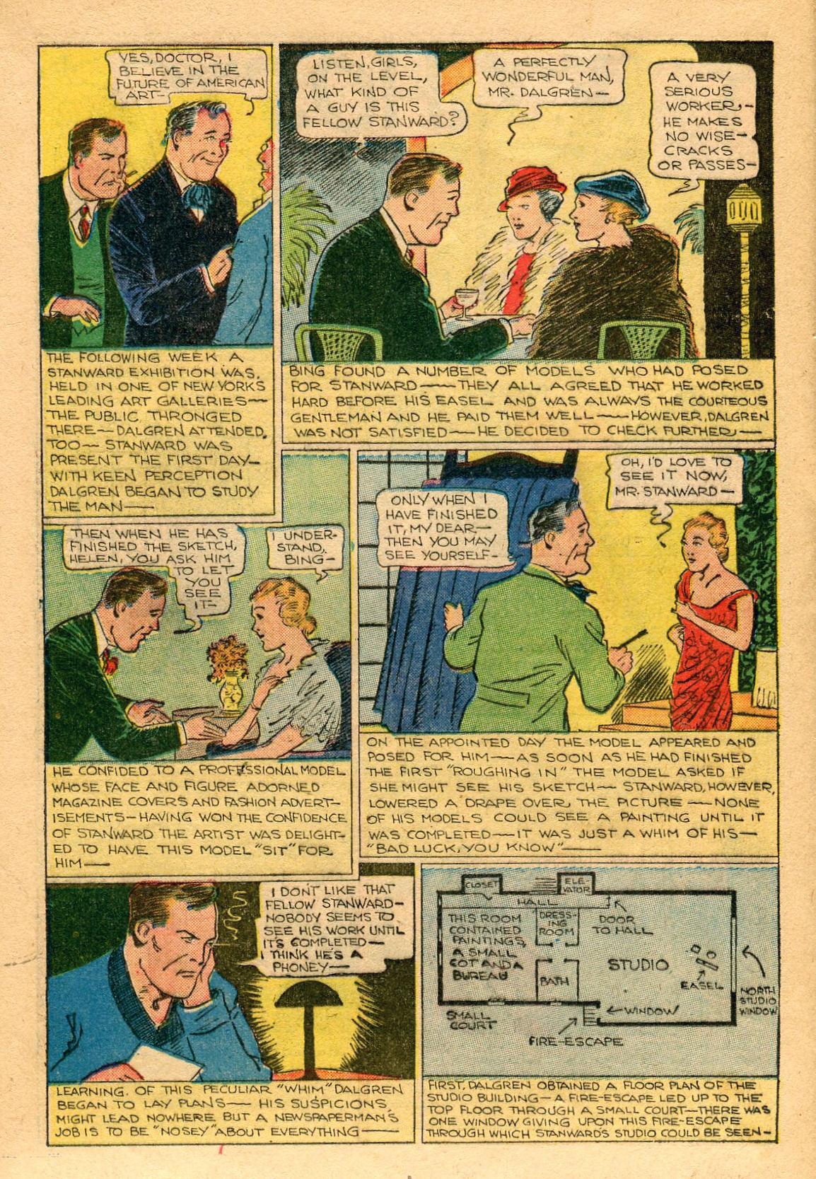 Read online Shadow Comics comic -  Issue #53 - 31