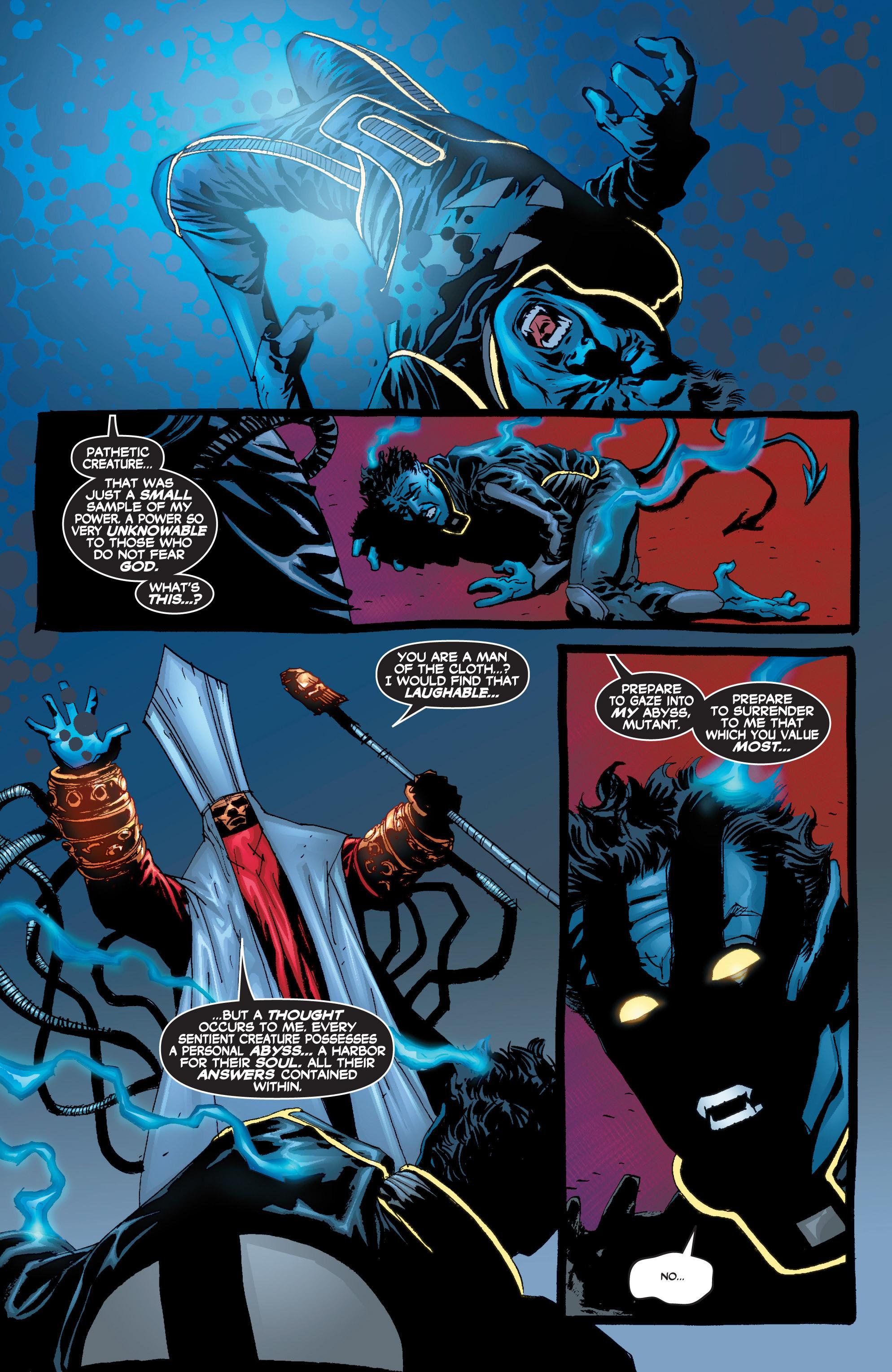 Read online Uncanny X-Men (1963) comic -  Issue #400 - 36