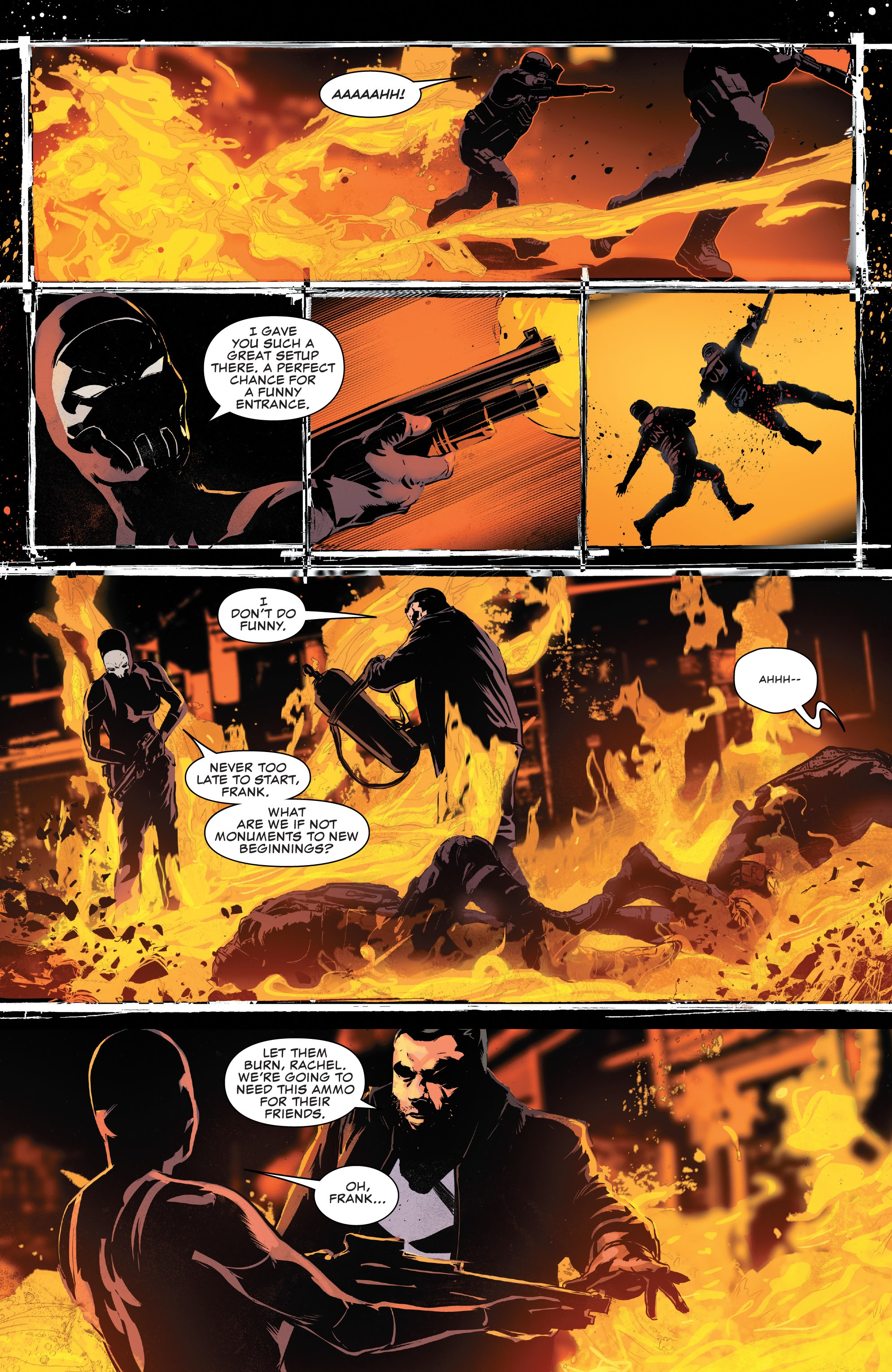 Read online The Punisher (2018) comic -  Issue #15 - 9