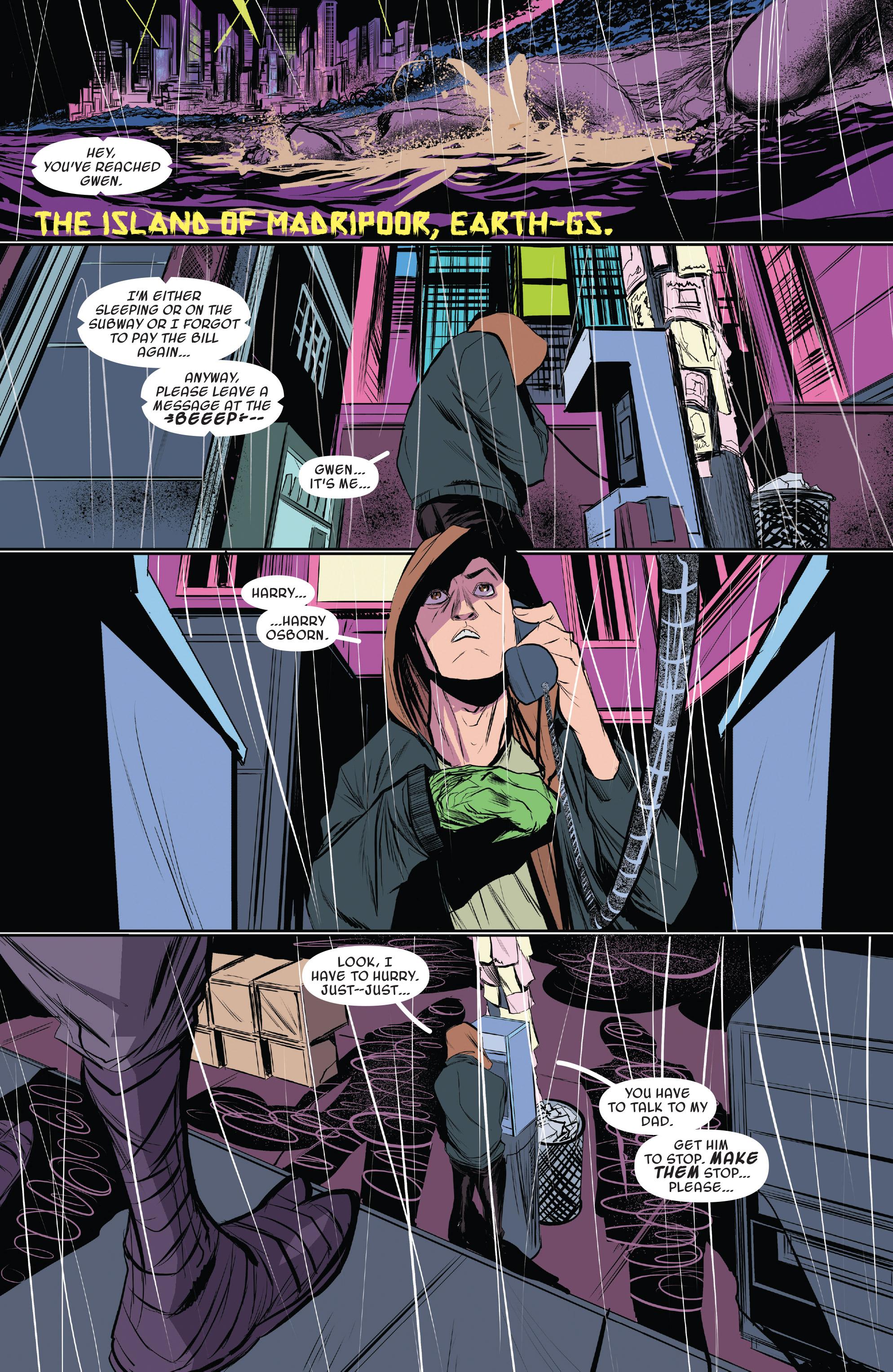 Read online Spider-Gwen [II] comic -  Issue #19 - 3