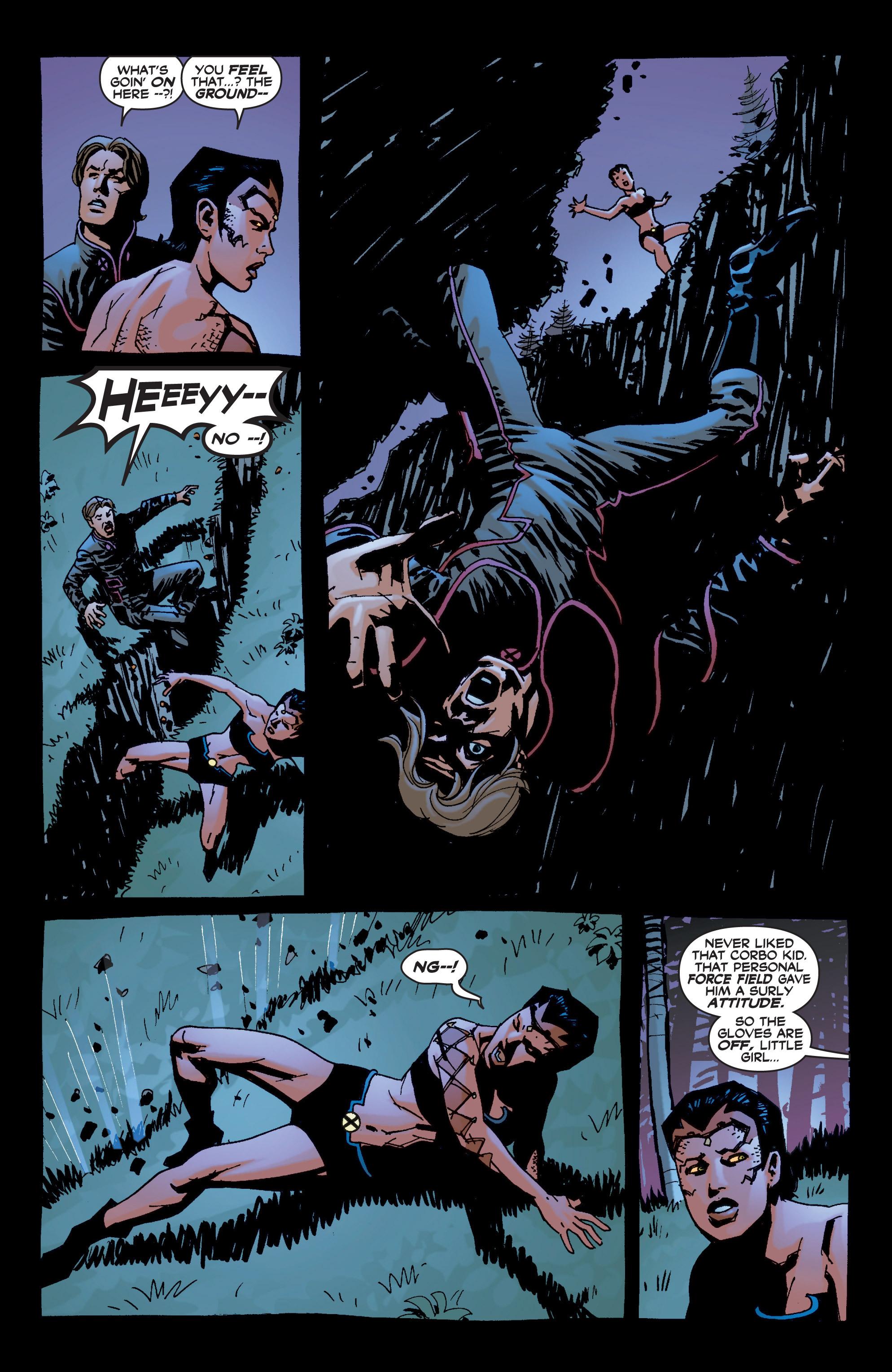 Read online Uncanny X-Men (1963) comic -  Issue #405 - 7