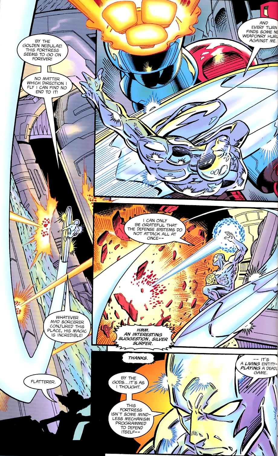 Read online Silver Surfer/Superman comic -  Issue # Full - 30