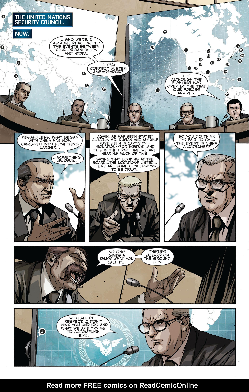 Read online Secret Warriors comic -  Issue #19 - 16