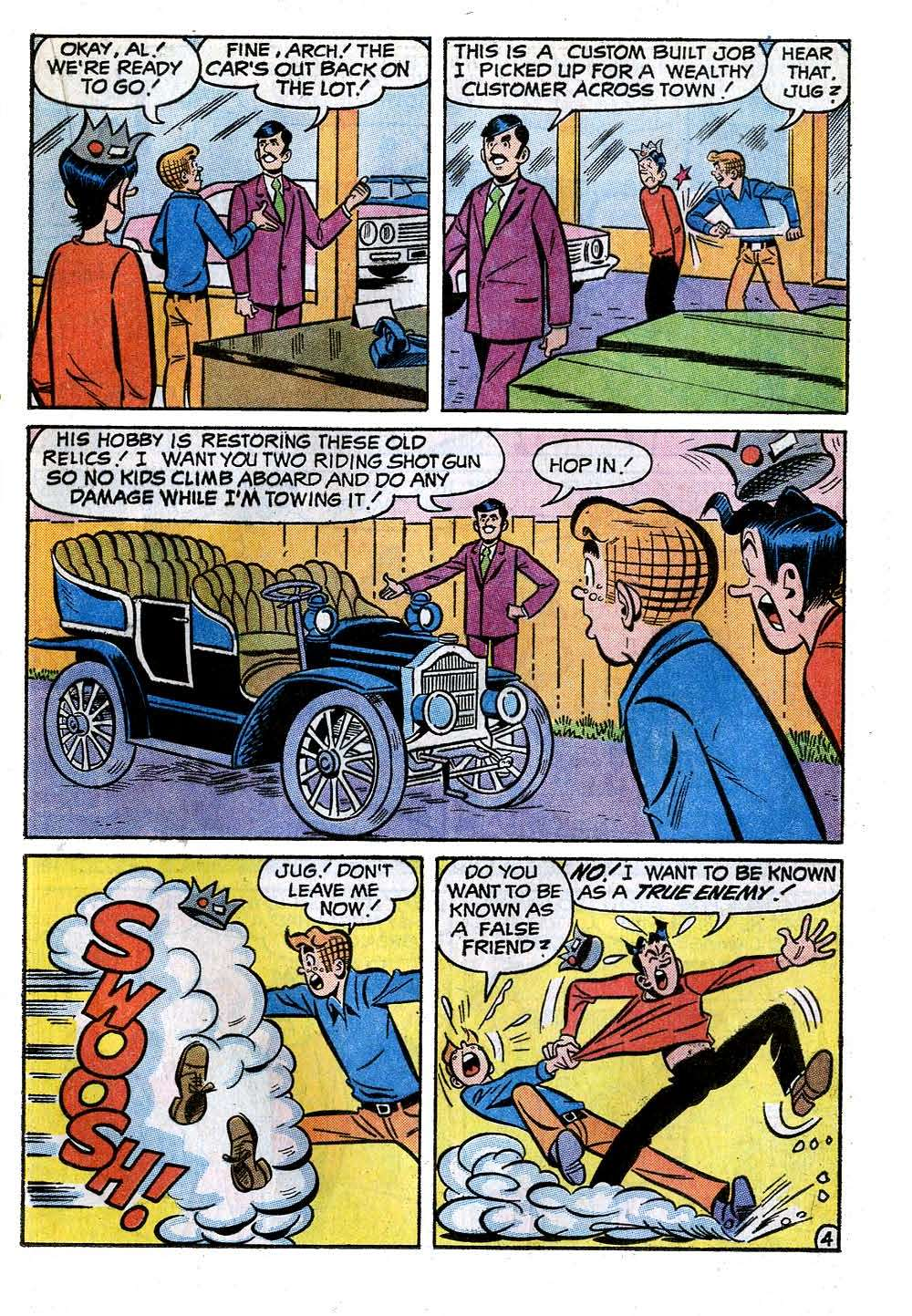 Read online Archie (1960) comic -  Issue #218 - 21