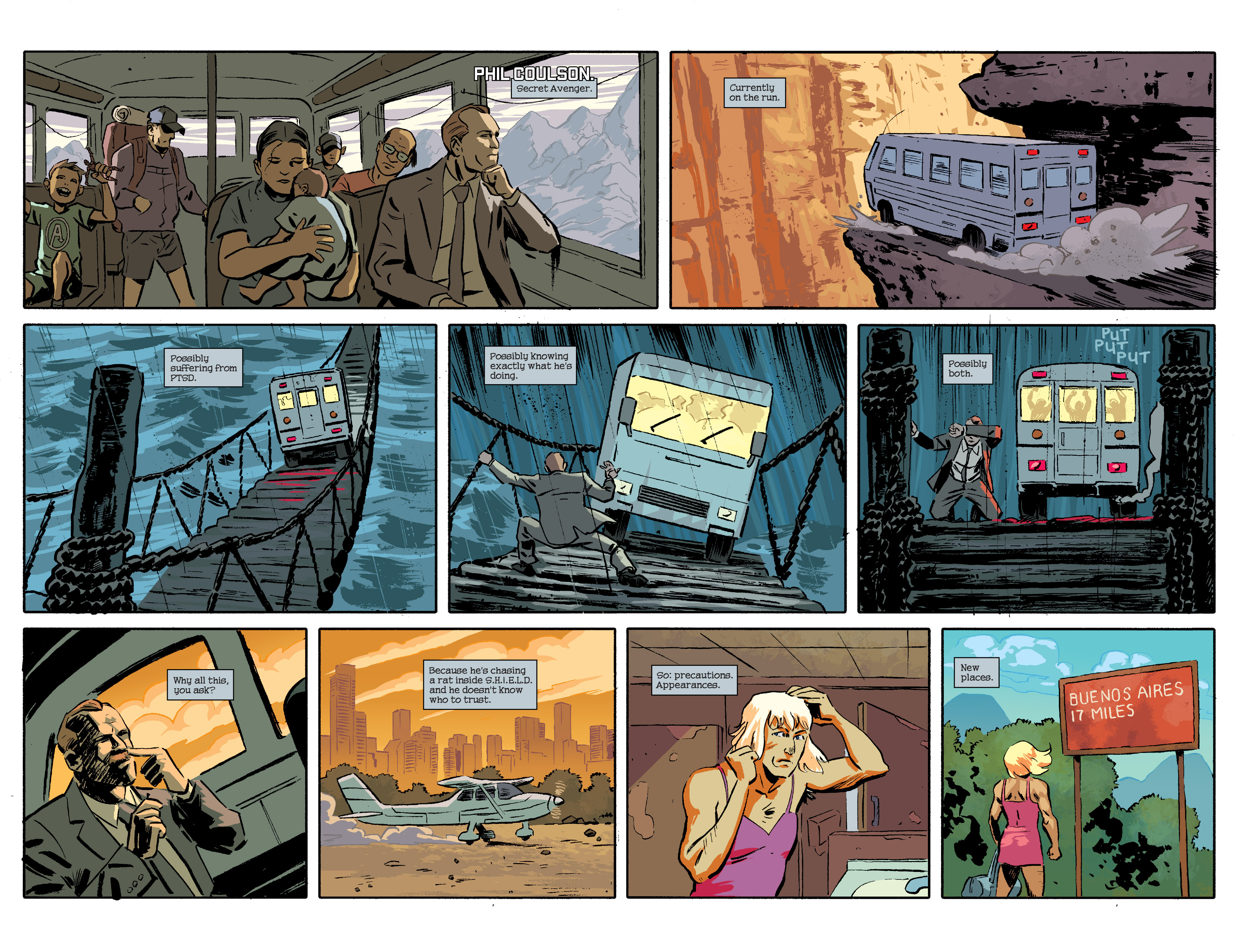 Read online Secret Avengers (2014) comic -  Issue #7 - 12