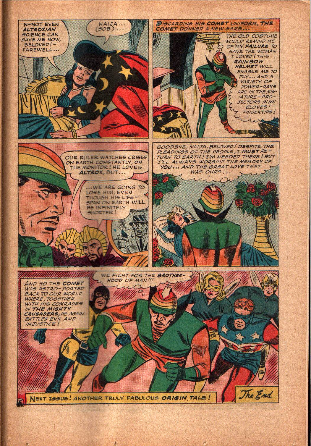 The Mighty Crusaders (1965) Issue #2 #2 - English 27