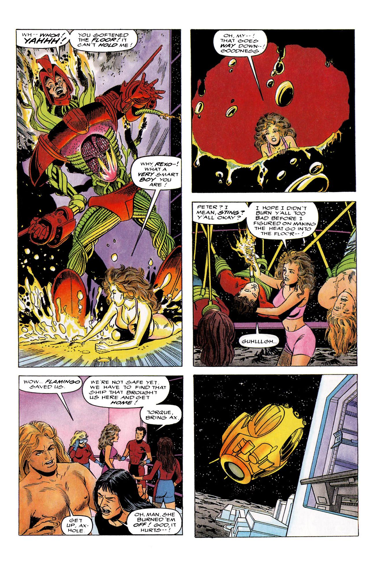 Read online Harbinger (1992) comic -  Issue #4 - 4
