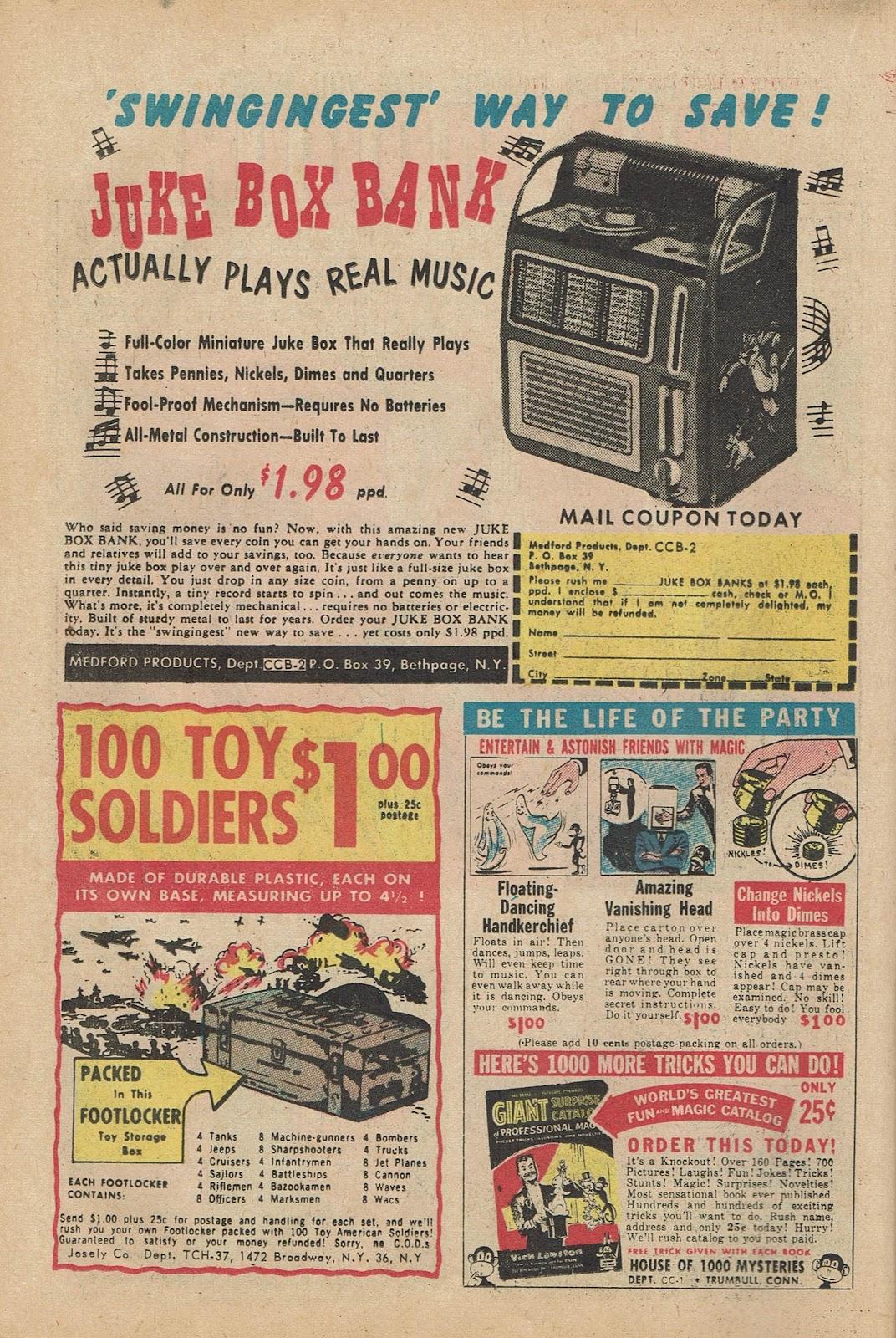 Read online Fightin' Navy comic -  Issue #98 - 22