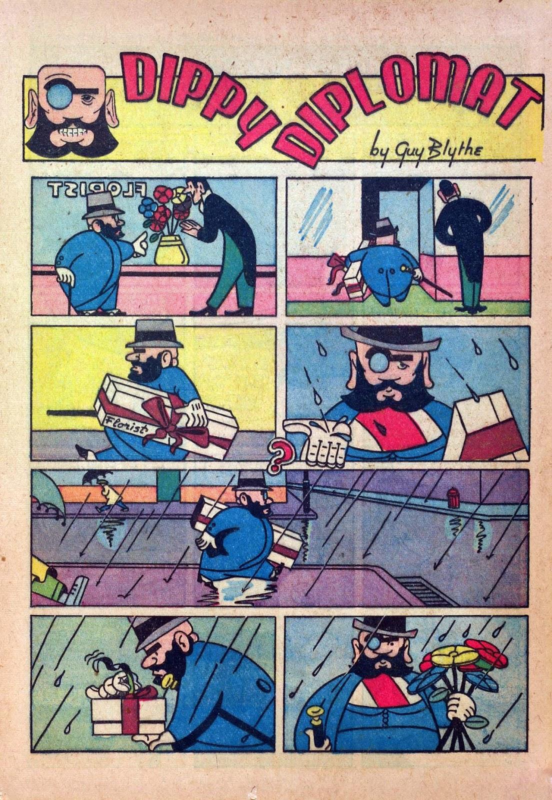 Read online Joker Comics comic -  Issue #5 - 23