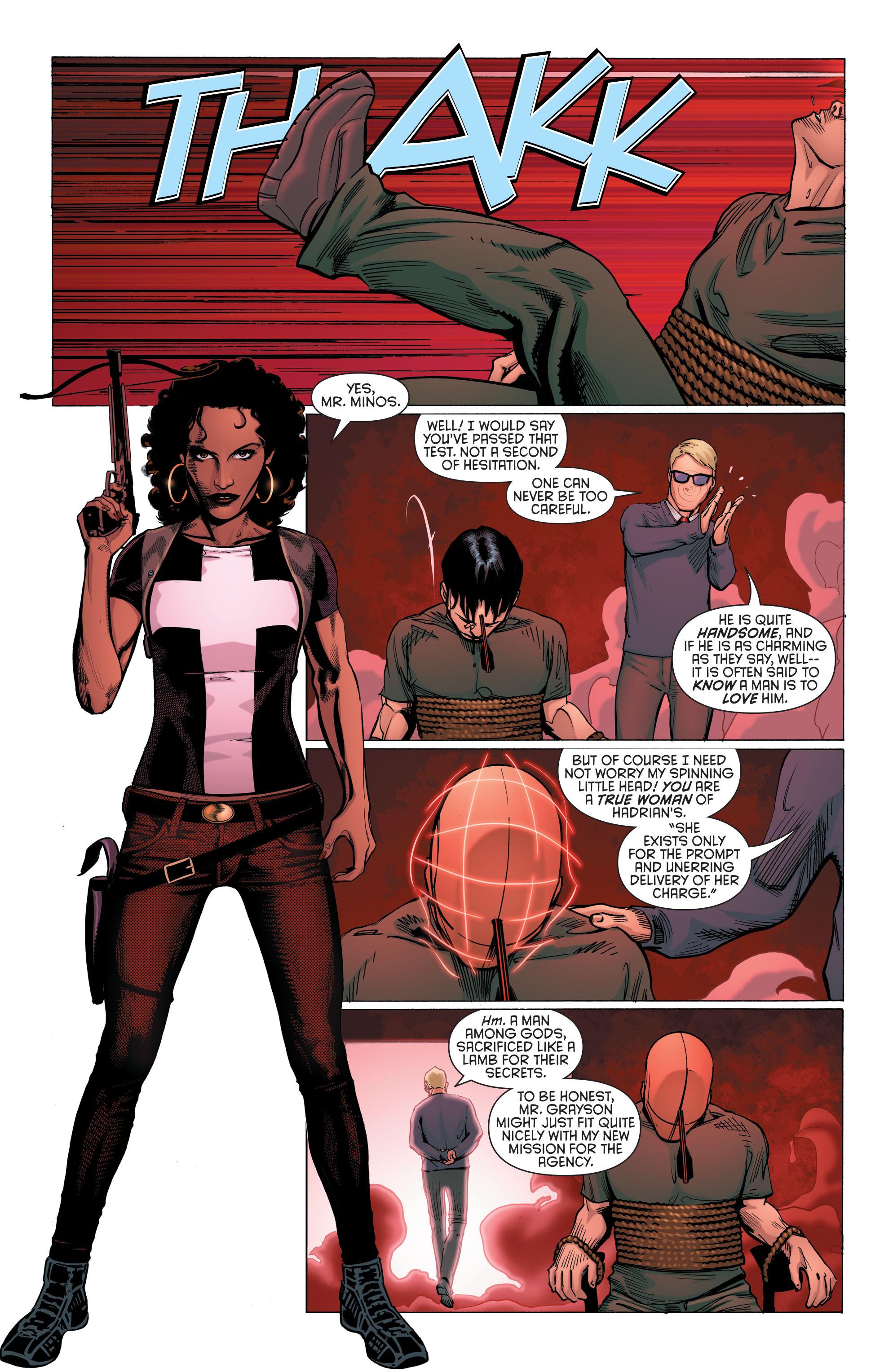 Read online Secret Origins (2014) comic -  Issue #8 - 9