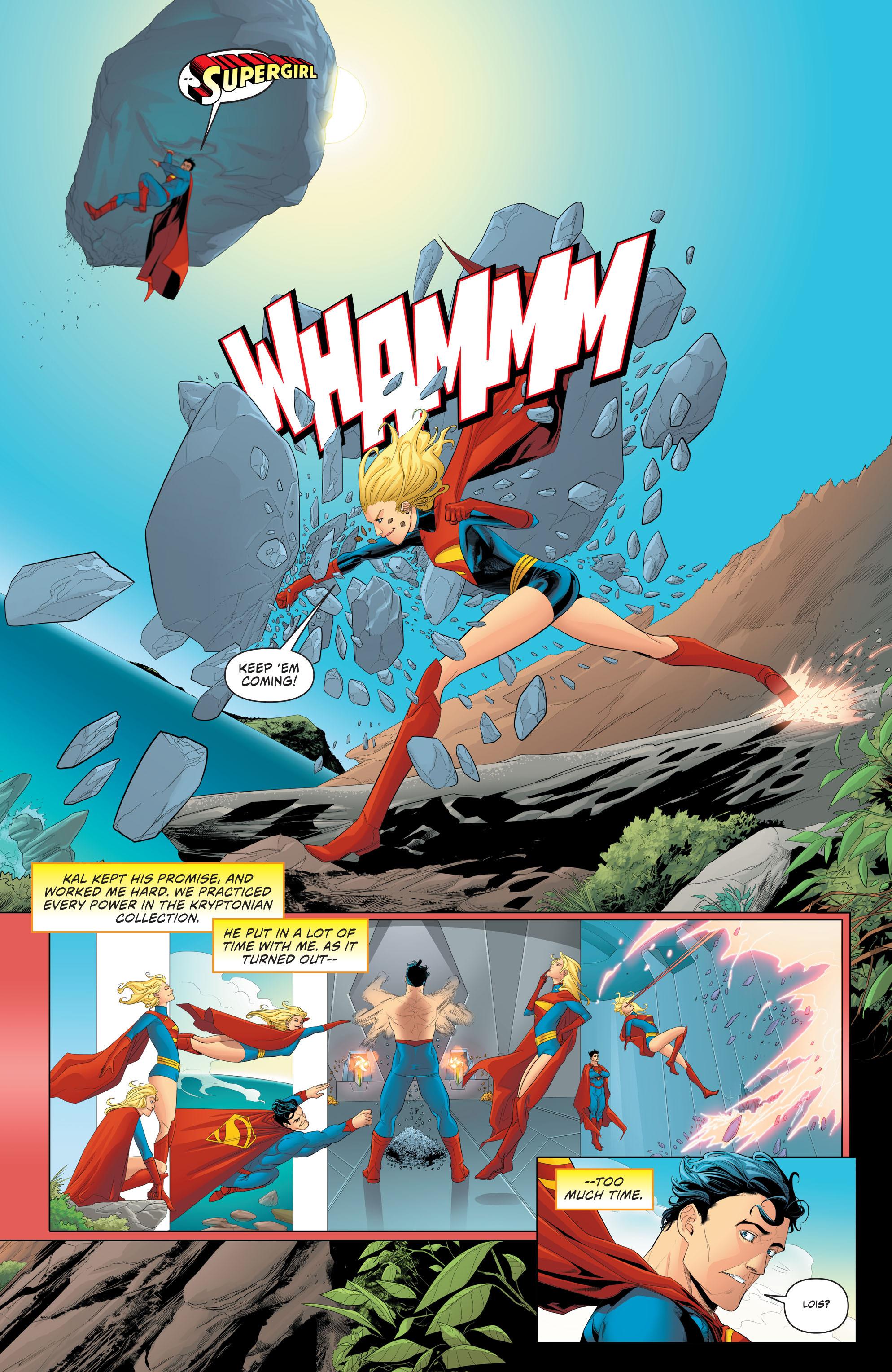 Read online Secret Origins (2014) comic -  Issue #9 - 19