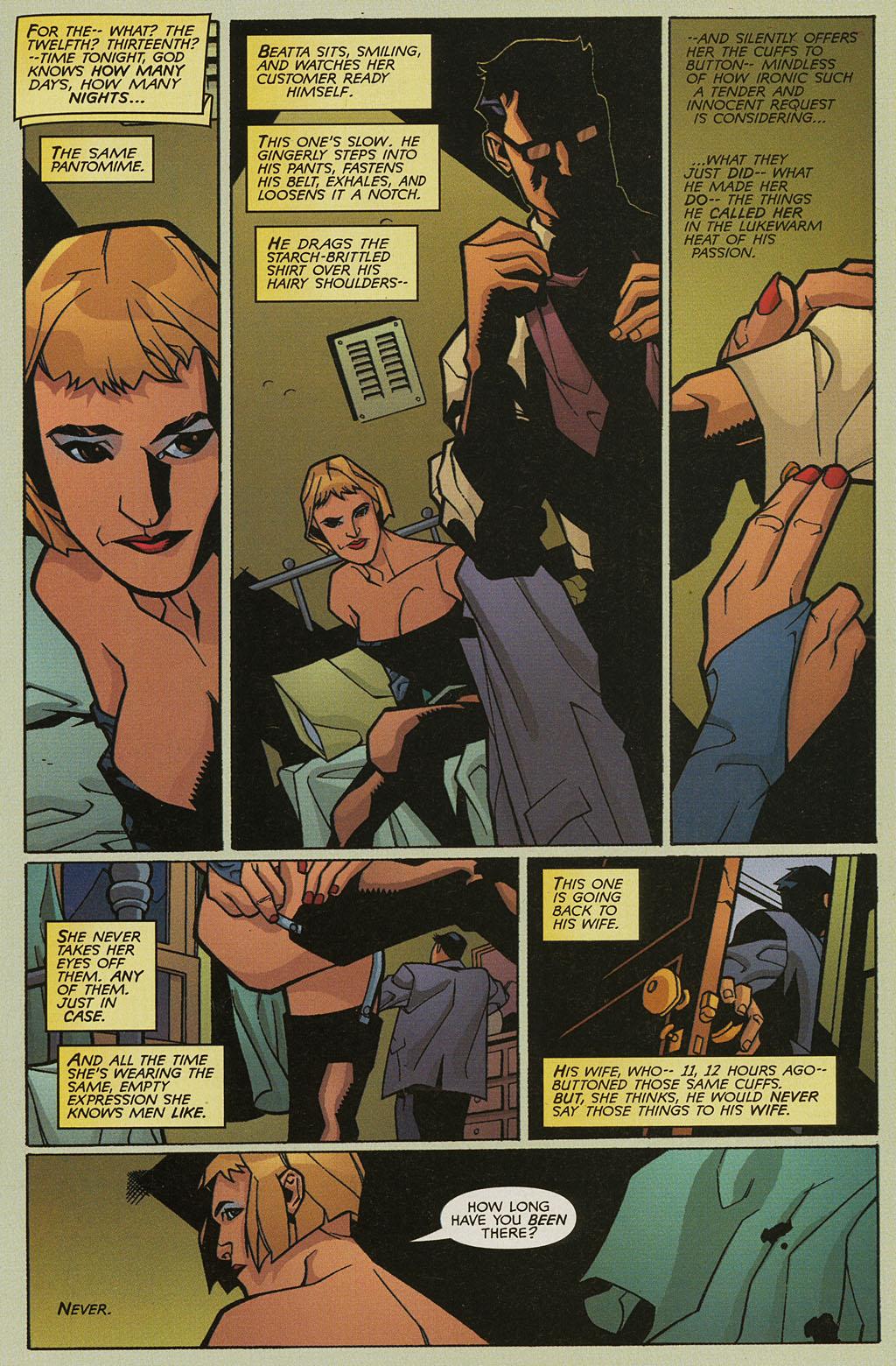 Read online Nightcrawler (2002) comic -  Issue #3 - 2