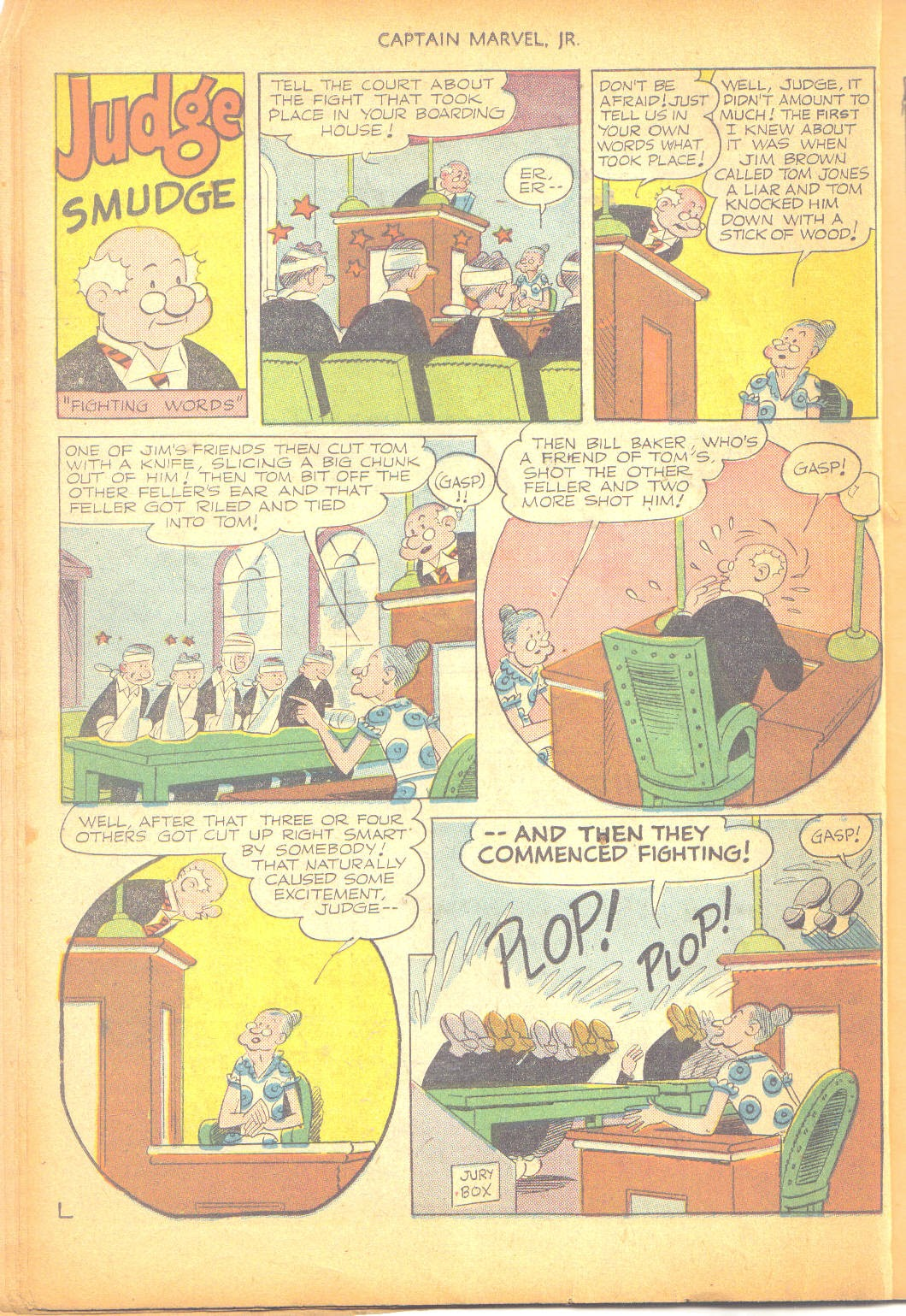 Captain Marvel, Jr. issue 95 - Page 13