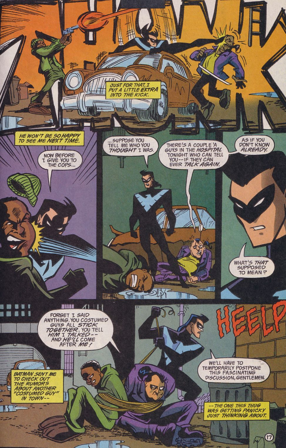 Read online Adventures in the DC Universe comic -  Issue #14 - 18
